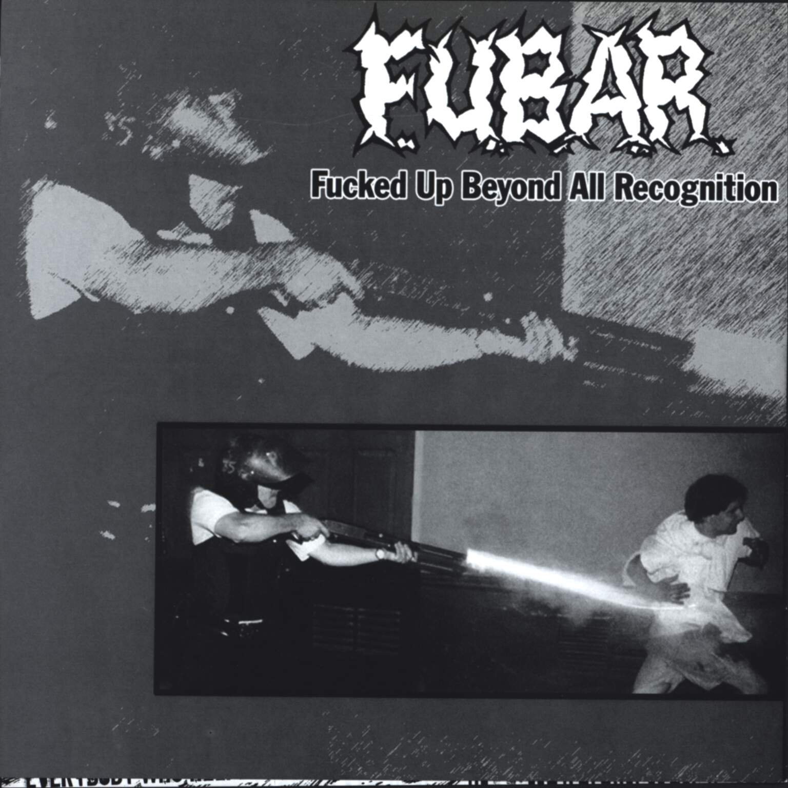 "F.U.B.A.R.: Fucked Up Beyond All Recognition / NB Hardcore, 7"" Single (Vinyl)"