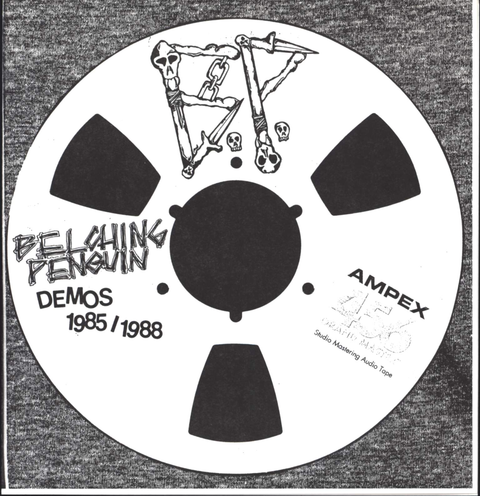 "Belching Penguin: Demos 1985 / 1988, 7"" Single (Vinyl)"