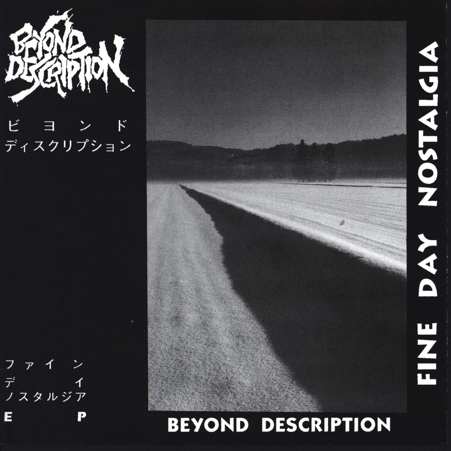 "Beyond Description: Fine Day Nostalgia, 7"" Single (Vinyl)"