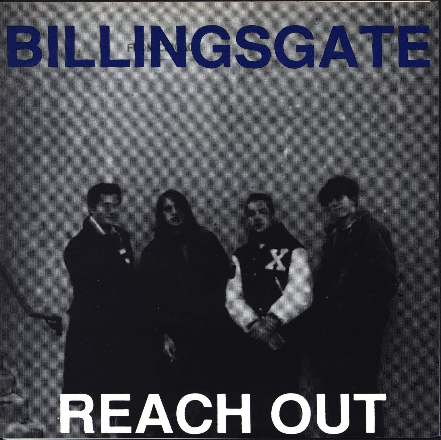 "Billingsgate: Reach Out, 7"" Single (Vinyl)"