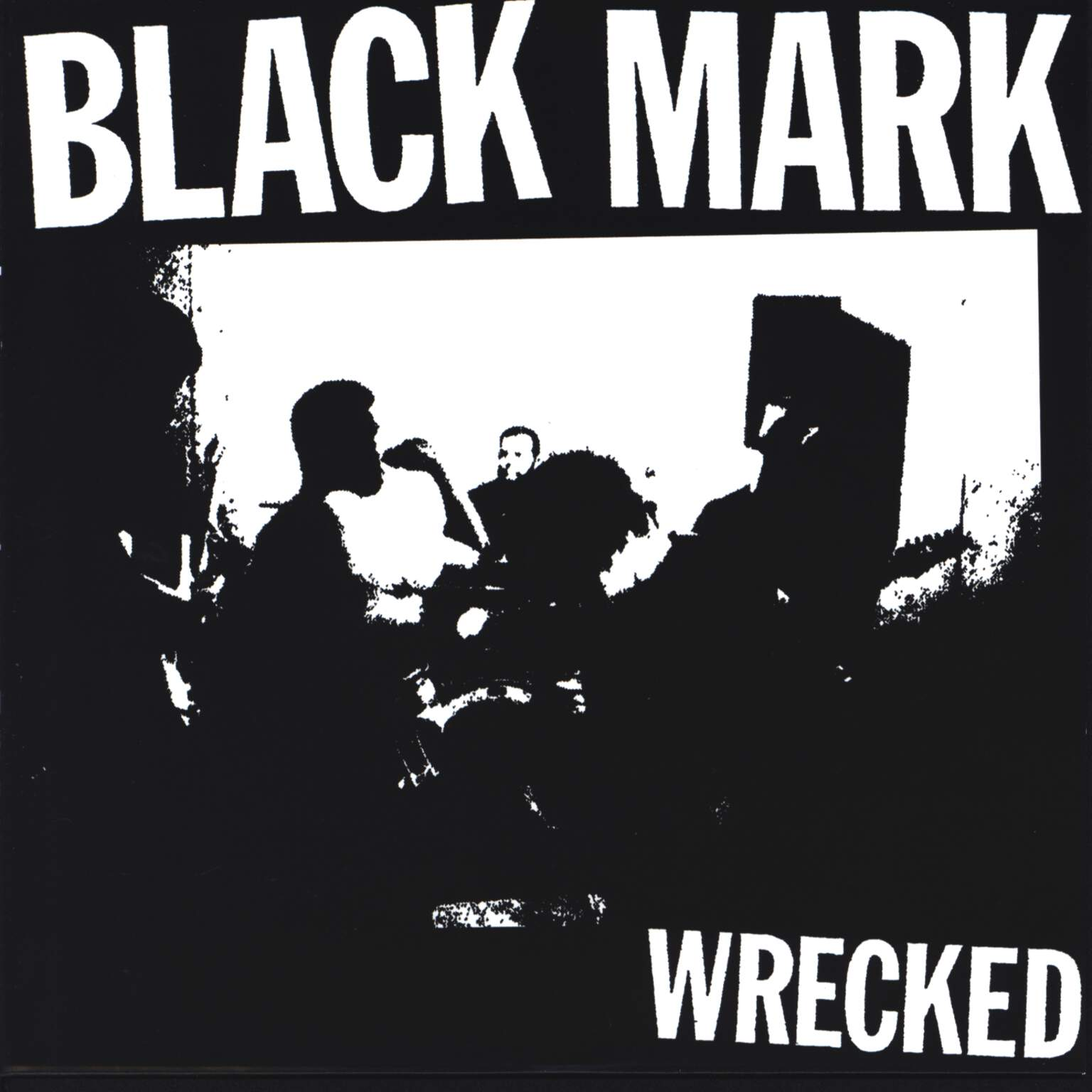 "Black Mark: Wrecked, 7"" Single (Vinyl)"