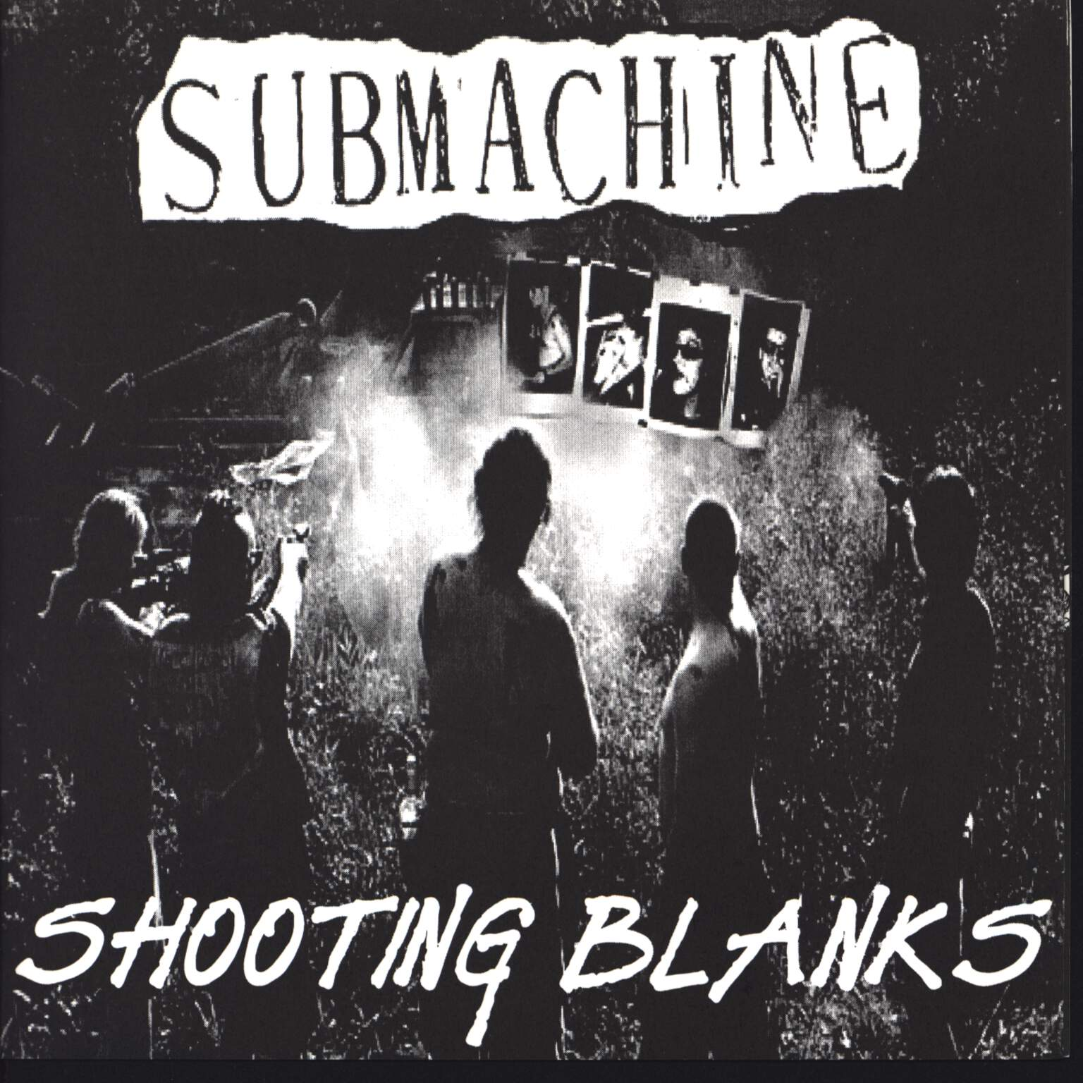 "Submachine: Shooting Blanks, 7"" Single (Vinyl)"