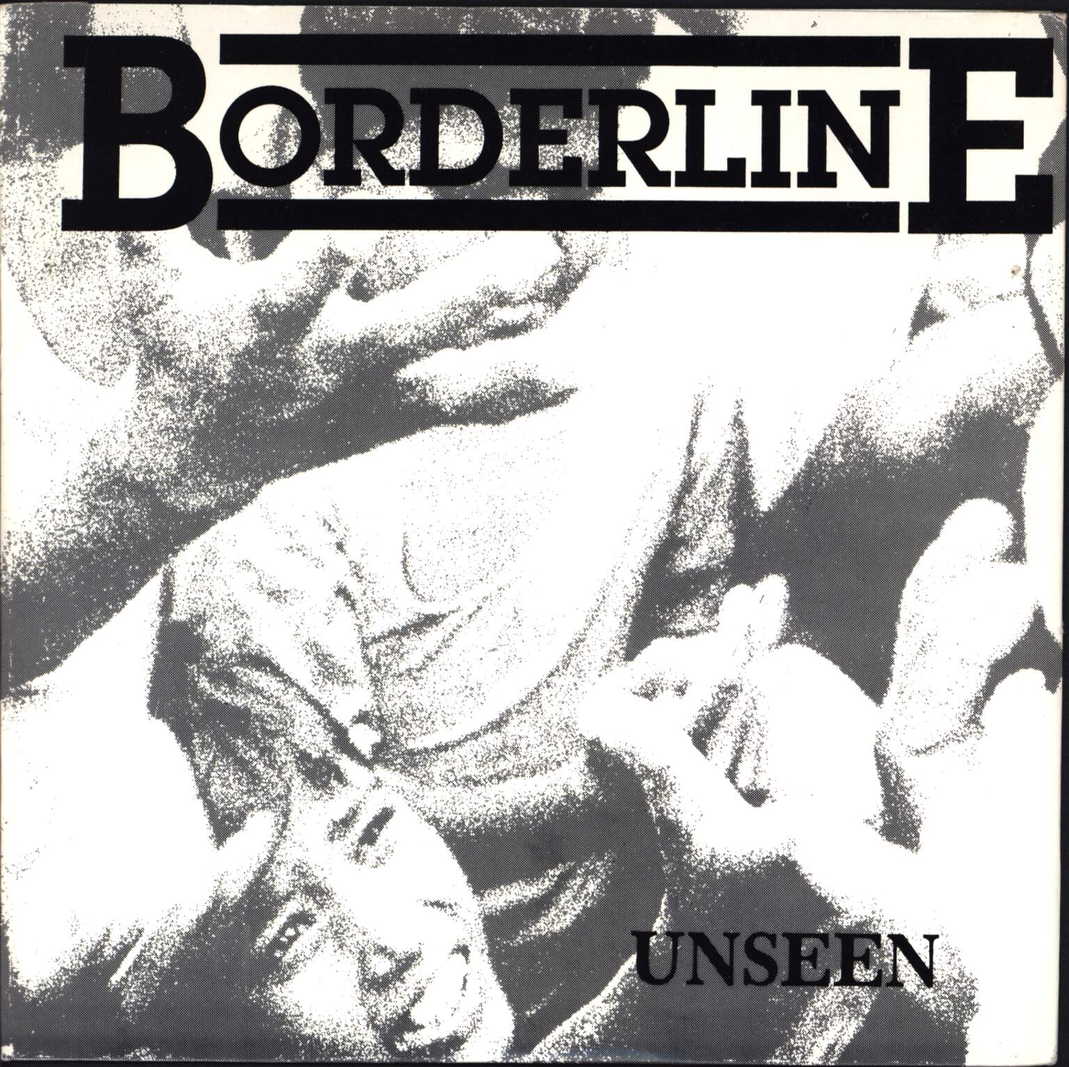 "Borderline: Unseen, 7"" Single (Vinyl)"