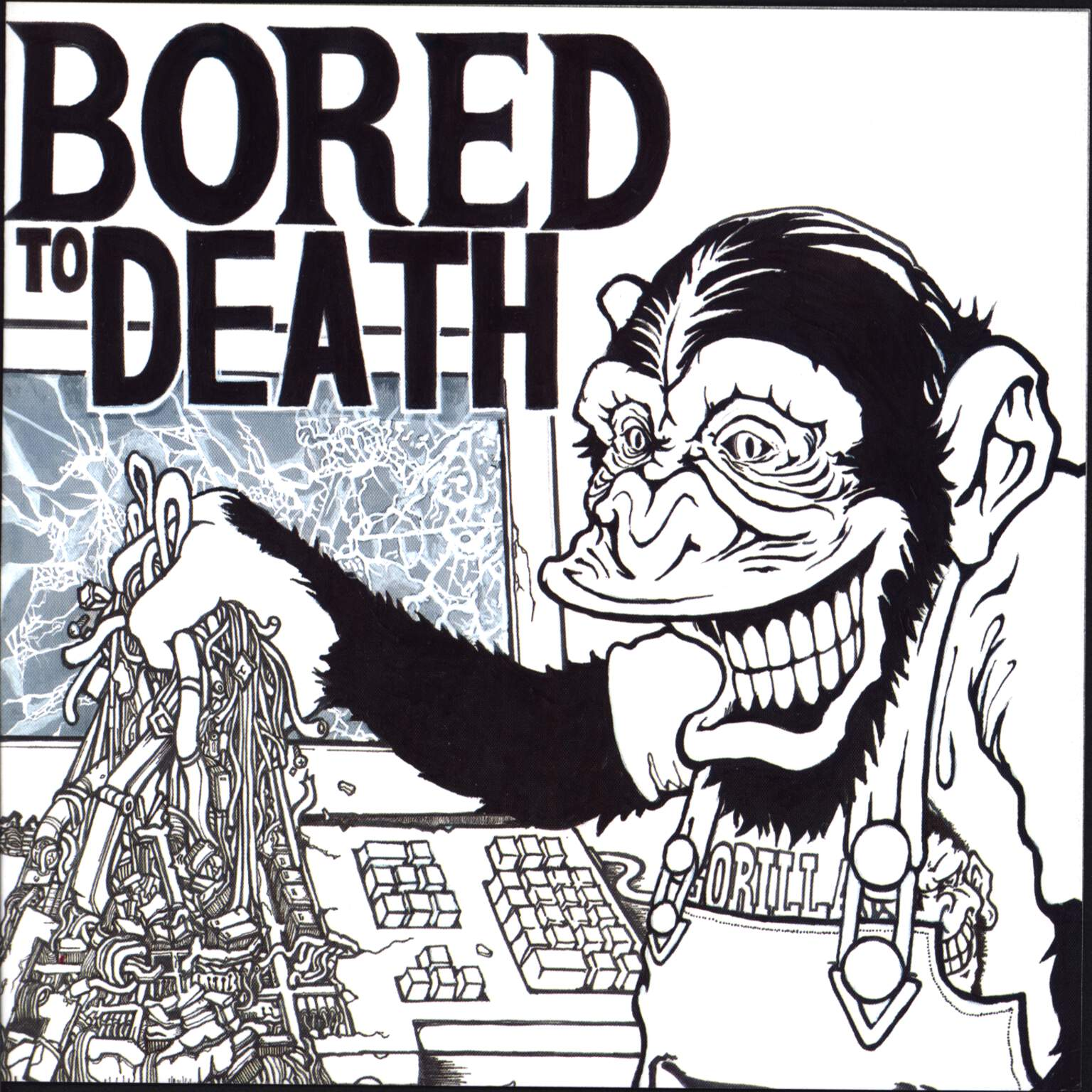 "Bored To Death: Bored To Death, 7"" Single (Vinyl)"