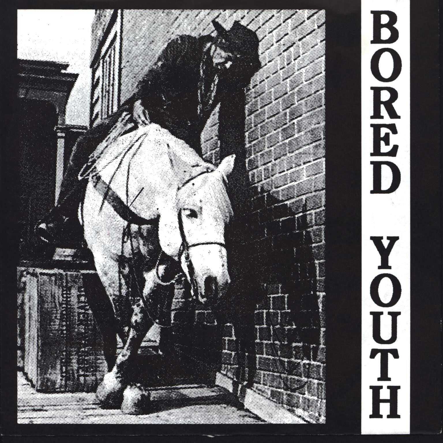 "Bored Youth: Touch & Go, 7"" Single (Vinyl)"