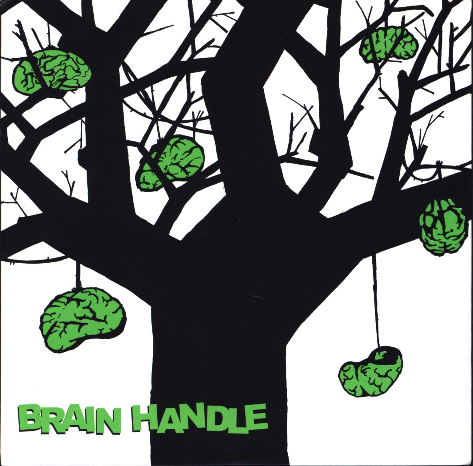 "Brain Handle: Brain Handle, 7"" Single (Vinyl)"