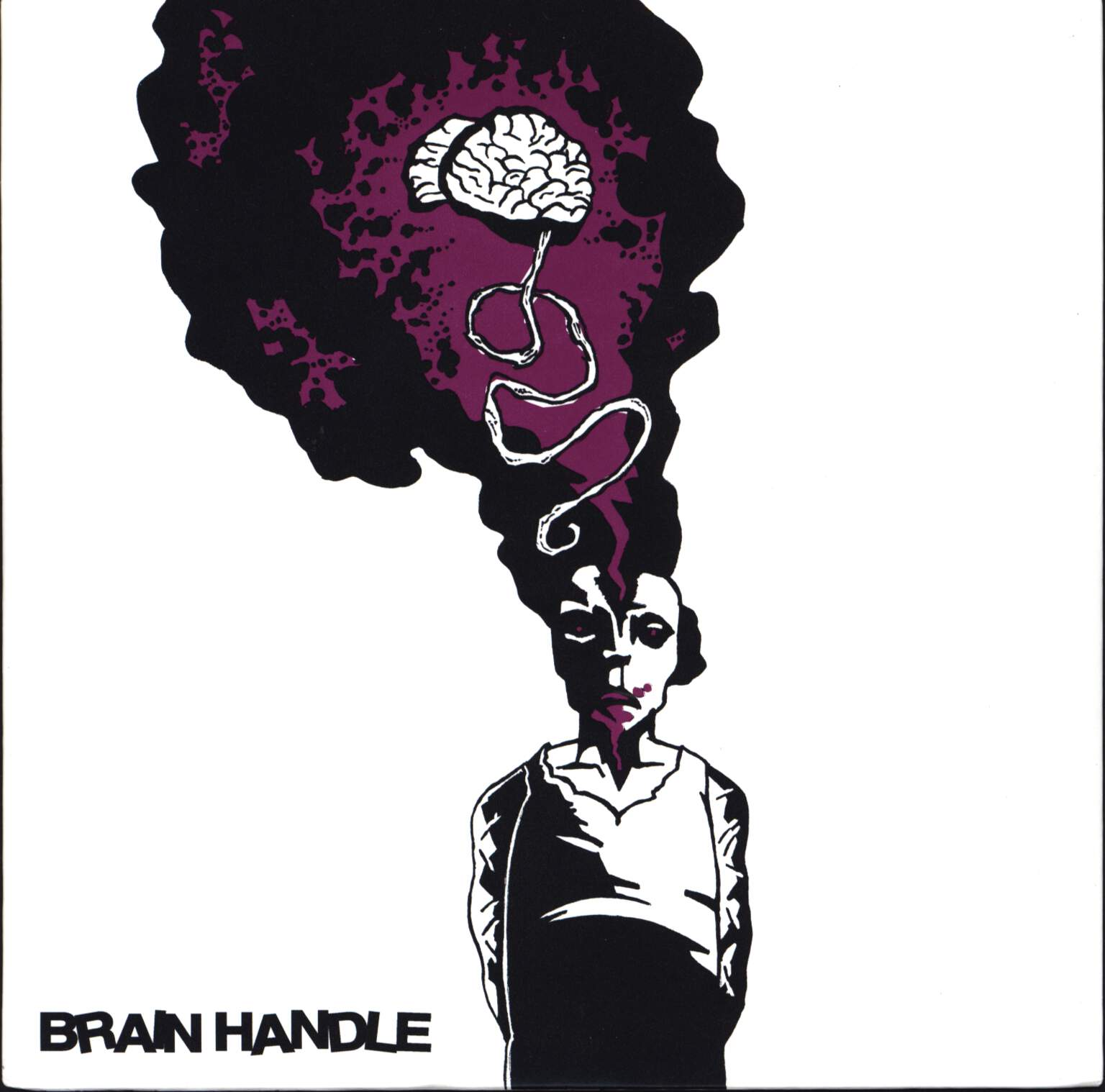 "Brain Handle: Scratching At My Skull, 7"" Single (Vinyl)"