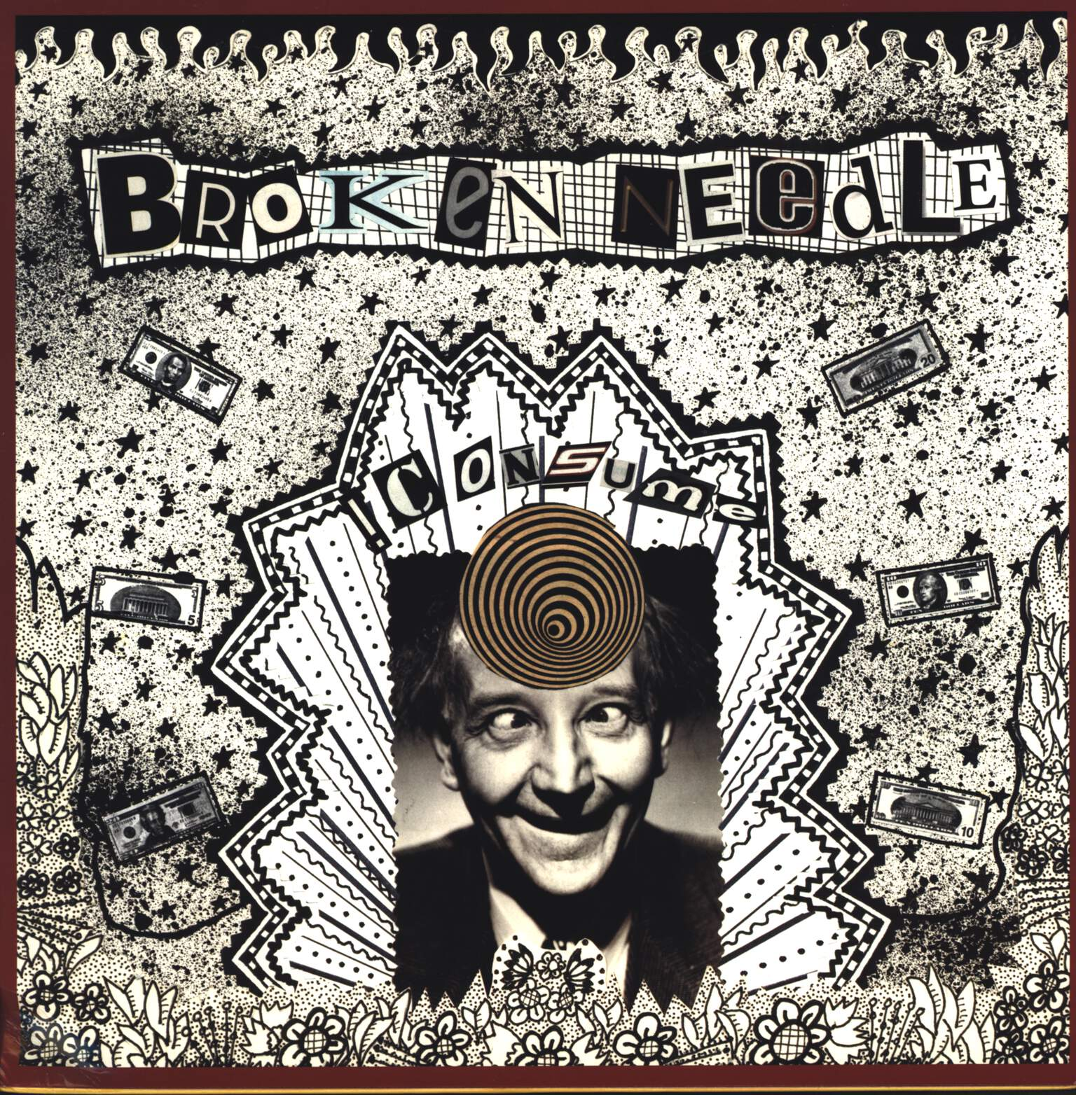 "Broken Needle: Broken Needle, 12"" Maxi Single (Vinyl)"