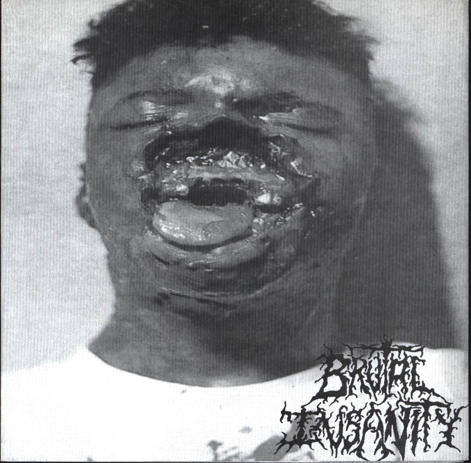 "Brutal Insanity: Untitled / Following Days Vegetation, 7"" Single (Vinyl)"