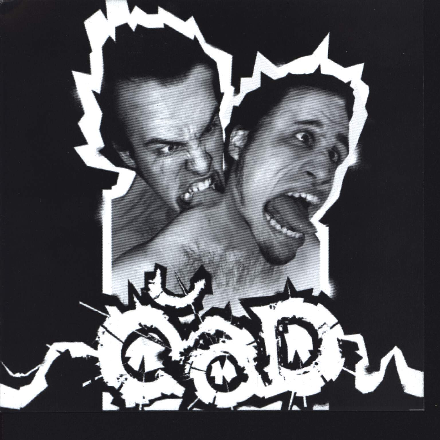 "Rabies: Onslaught Mad Cacophonous / Untitled, 7"" Single (Vinyl)"