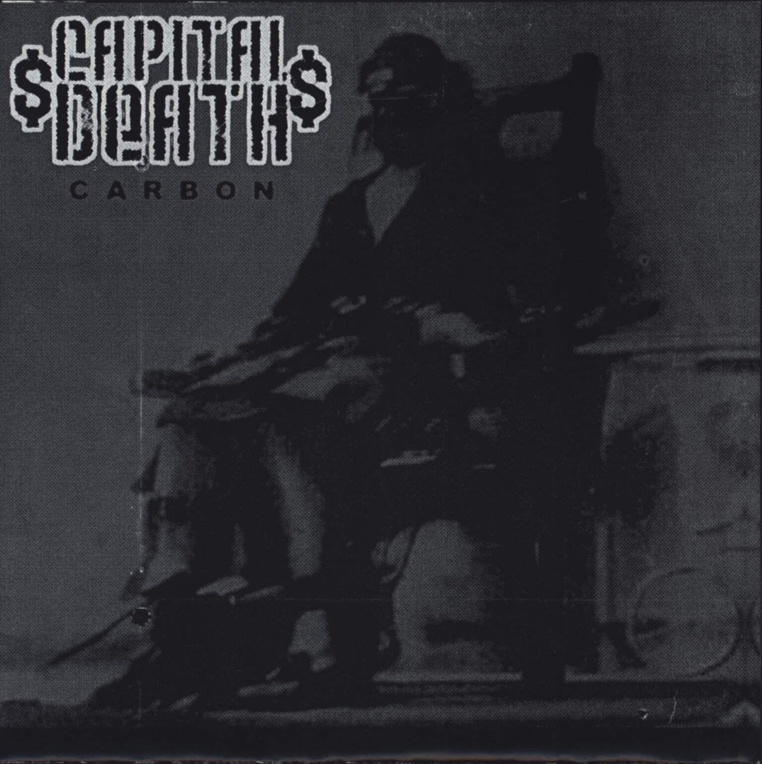"Capital Death: Carbon, 7"" Single (Vinyl)"