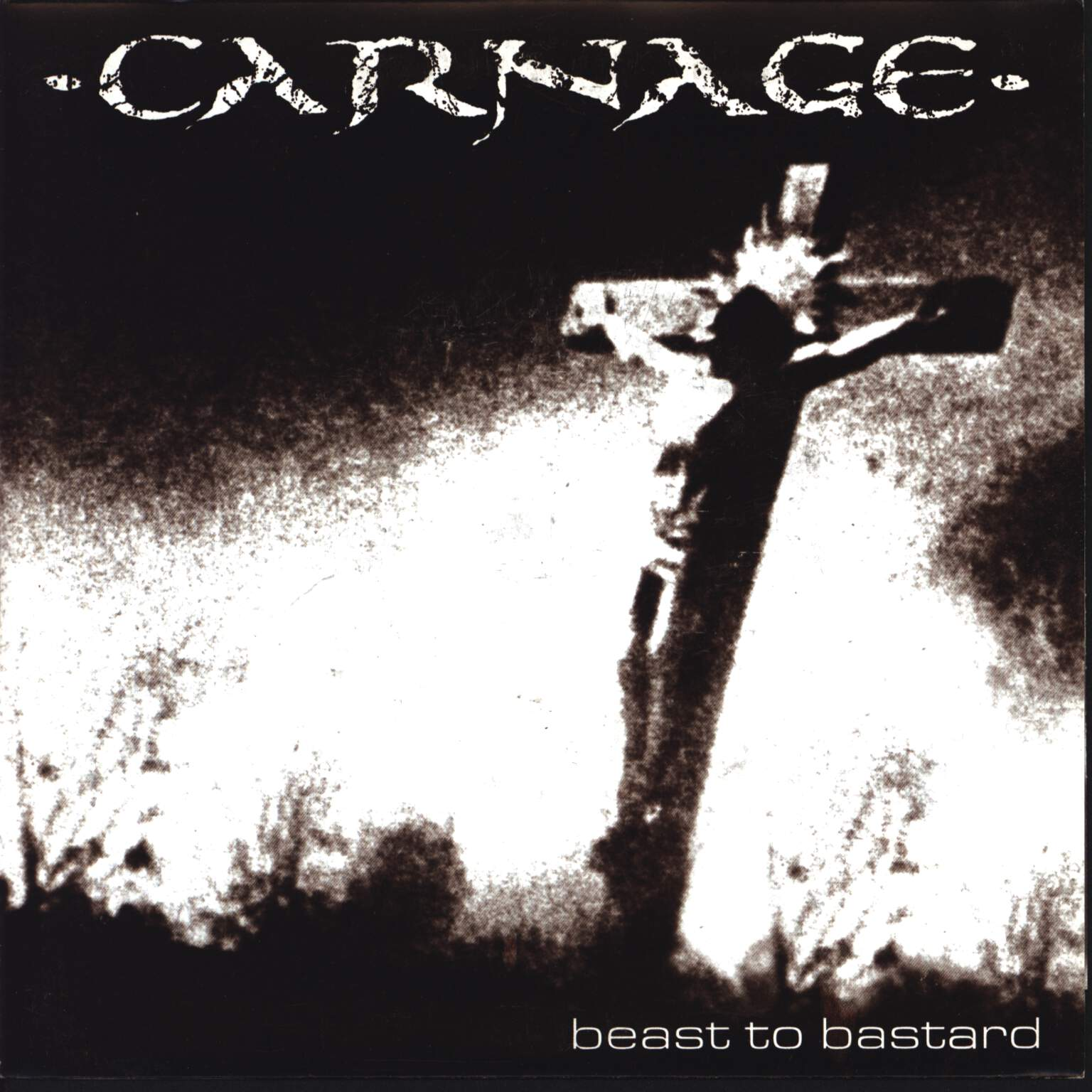 "Carnage: Beast To Bastard, 7"" Single (Vinyl)"