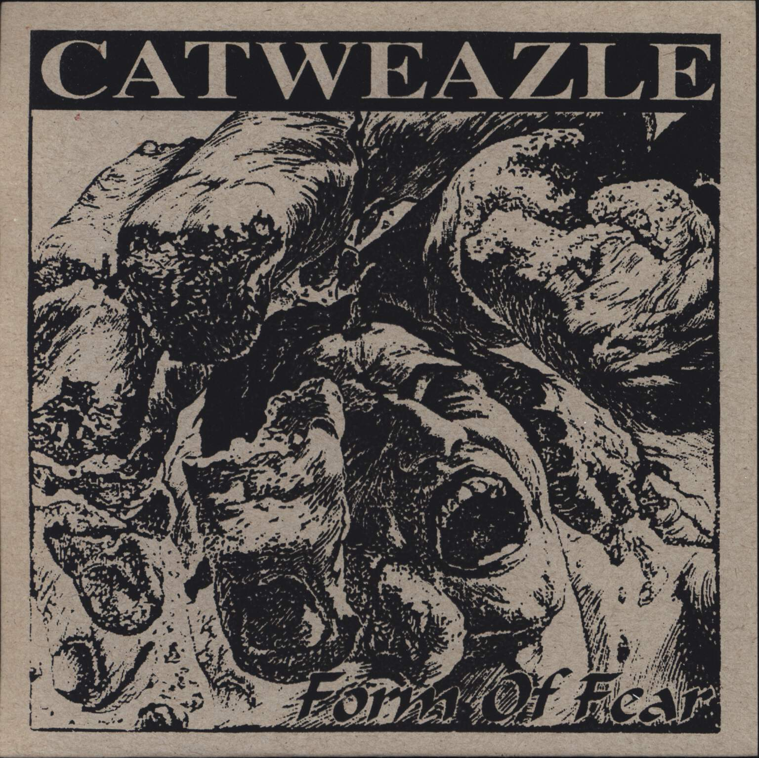 "Catweazle: Form Of Fear, 7"" Single (Vinyl)"