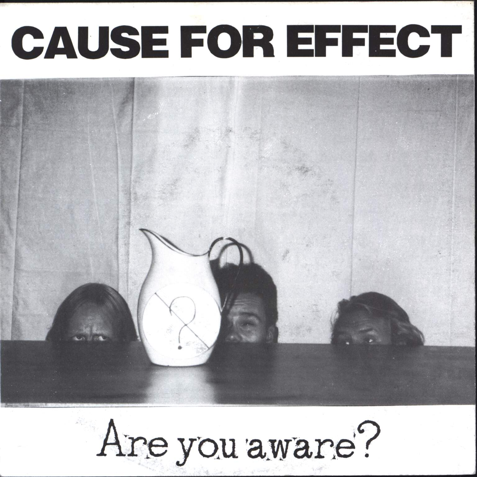 "Cause For Effect: Are You Aware? / Wimps, 7"" Single (Vinyl)"