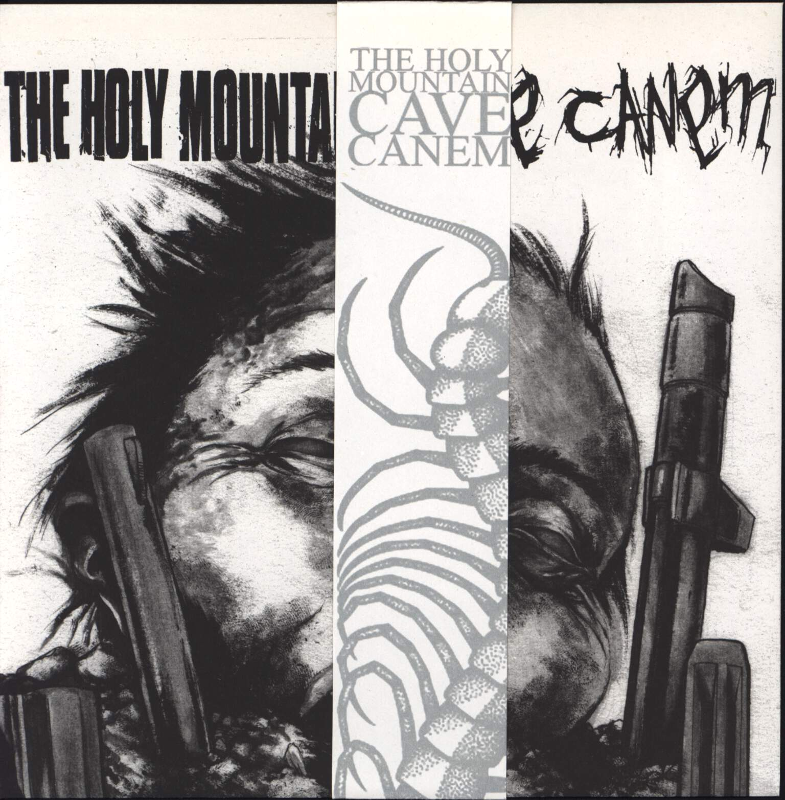 "The Holy Mountain: The Holy Mountain / Cave Canem, 7"" Single (Vinyl)"