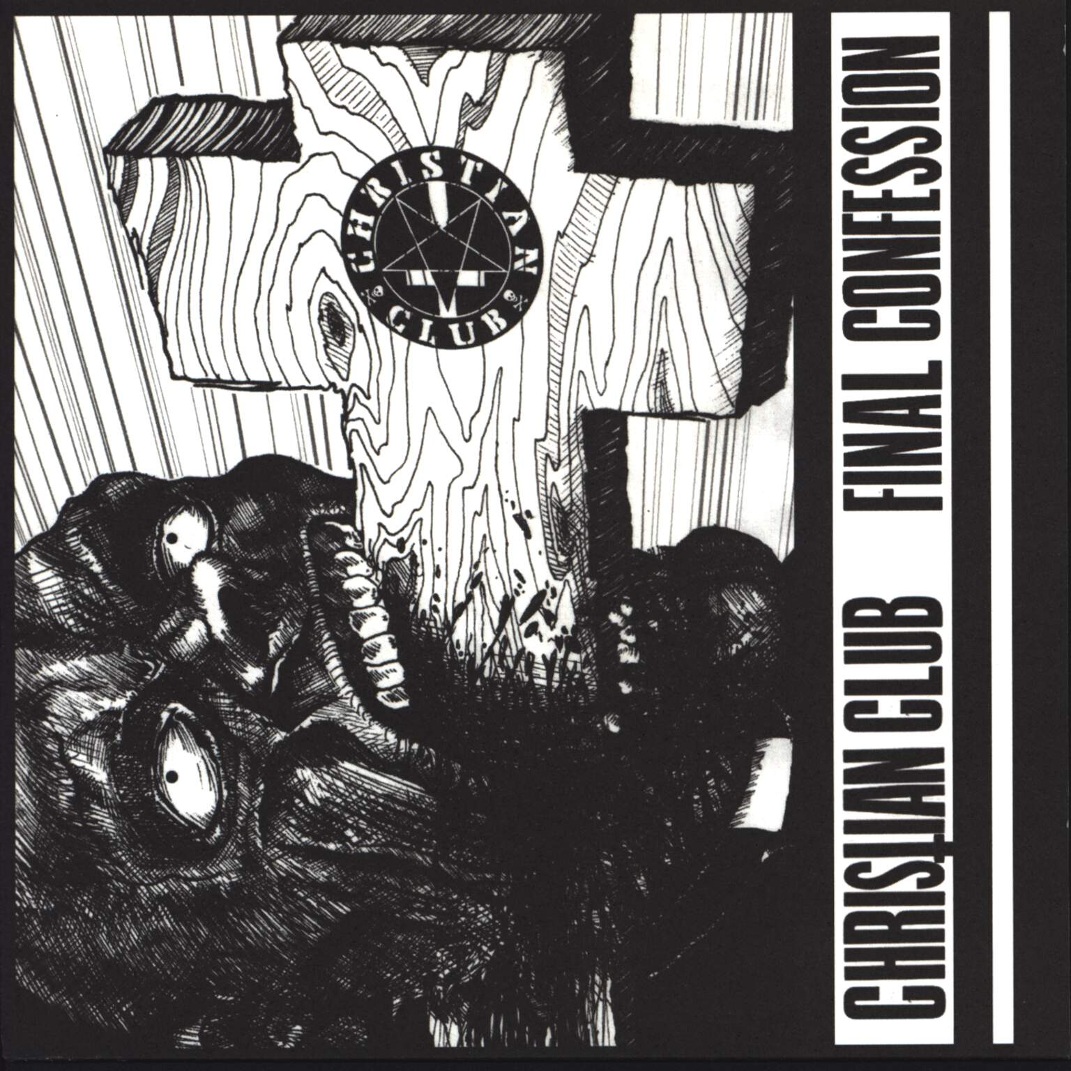 "Christian Club: Final Confession, 7"" Single (Vinyl)"