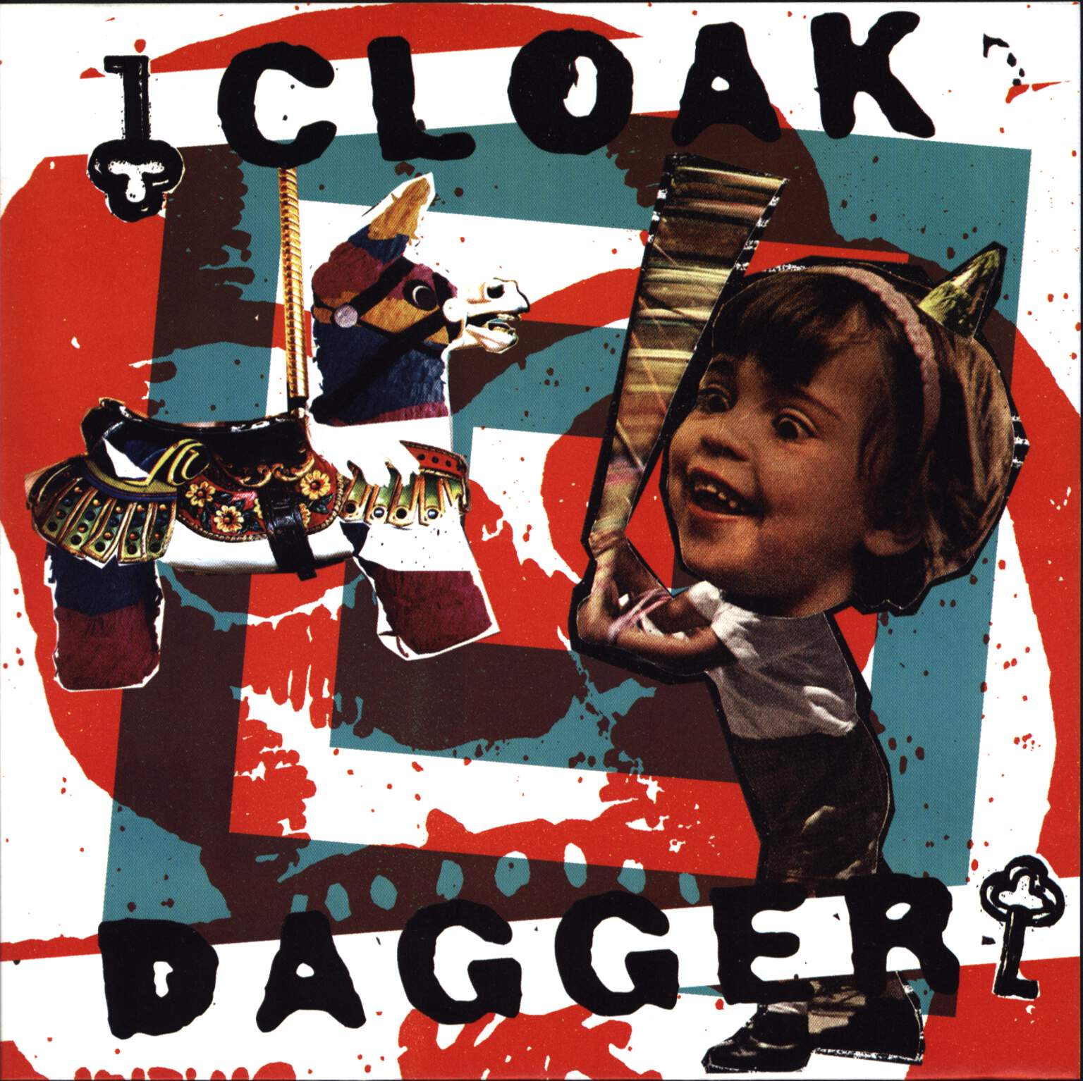 "Cloak/Dagger: Piñata (Daggers Daggers), 7"" Single (Vinyl)"