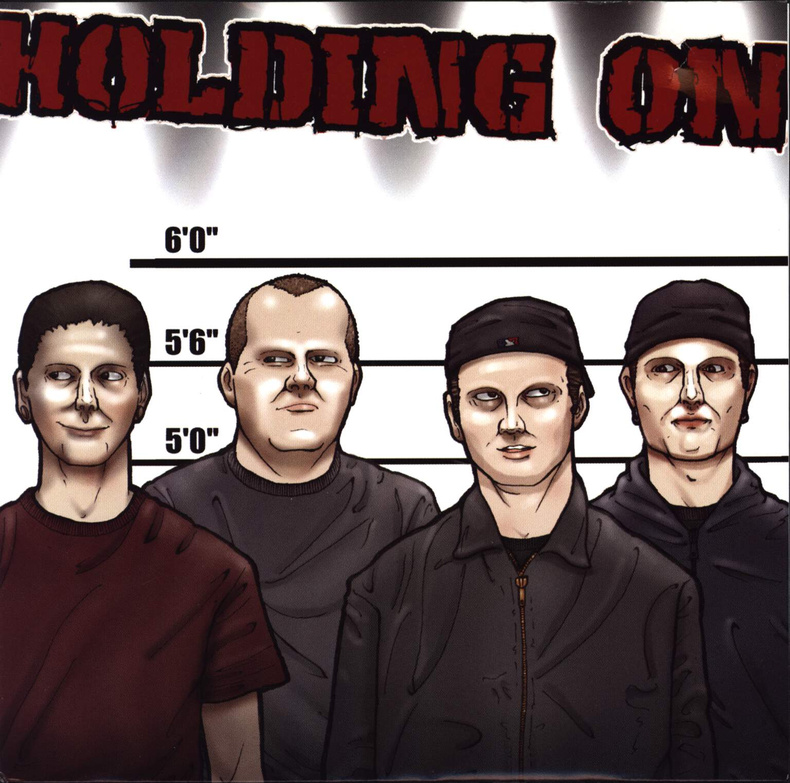 "Holding on: Holding On / Coalition, 7"" Single (Vinyl)"