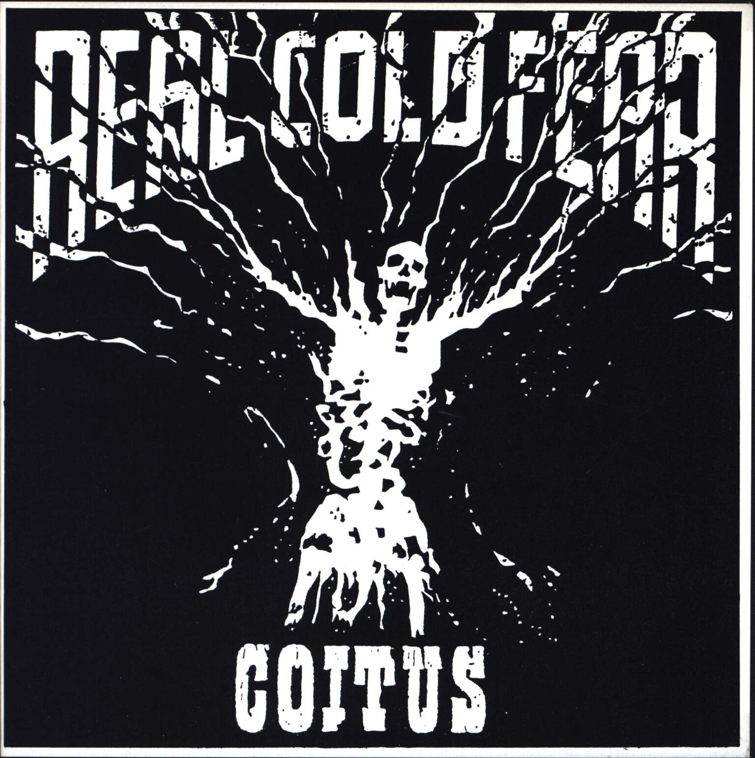 "Coitus: Real Cold Fear, 7"" Single (Vinyl)"