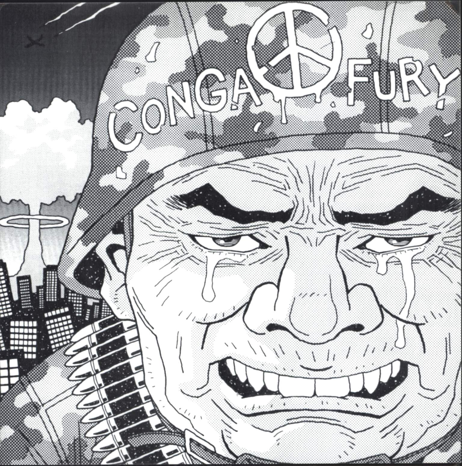 "Conga Fury: Conga Fury / War Is Over If You Want It E.P., 7"" Single (Vinyl)"