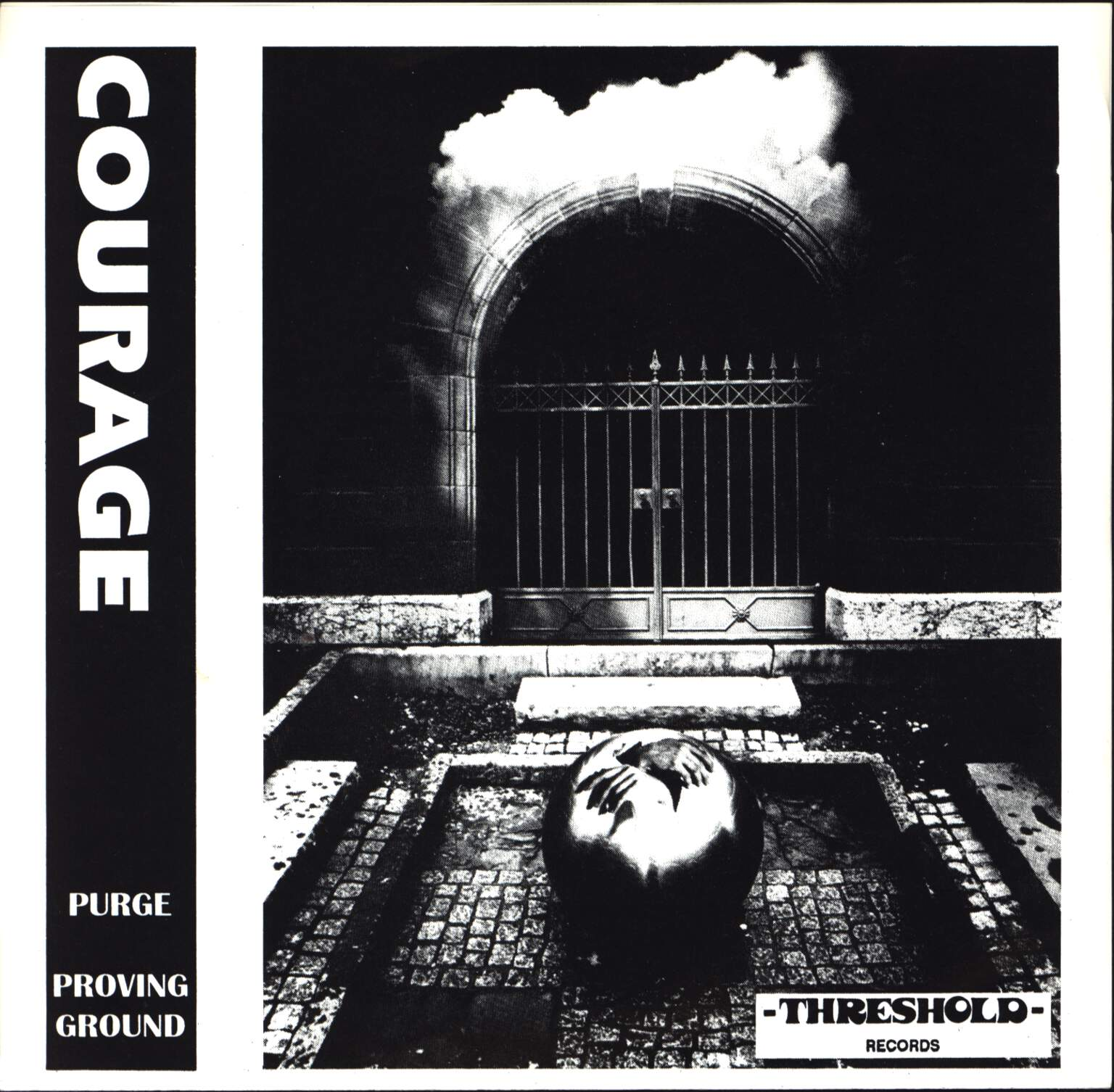 "Release: Release / Courage, 7"" Single (Vinyl)"