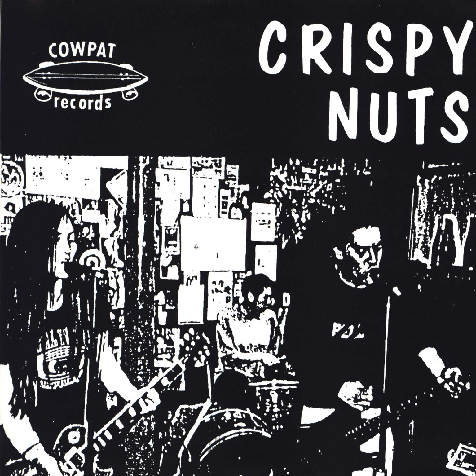 "Crispy Nuts: Life, 7"" Single (Vinyl)"