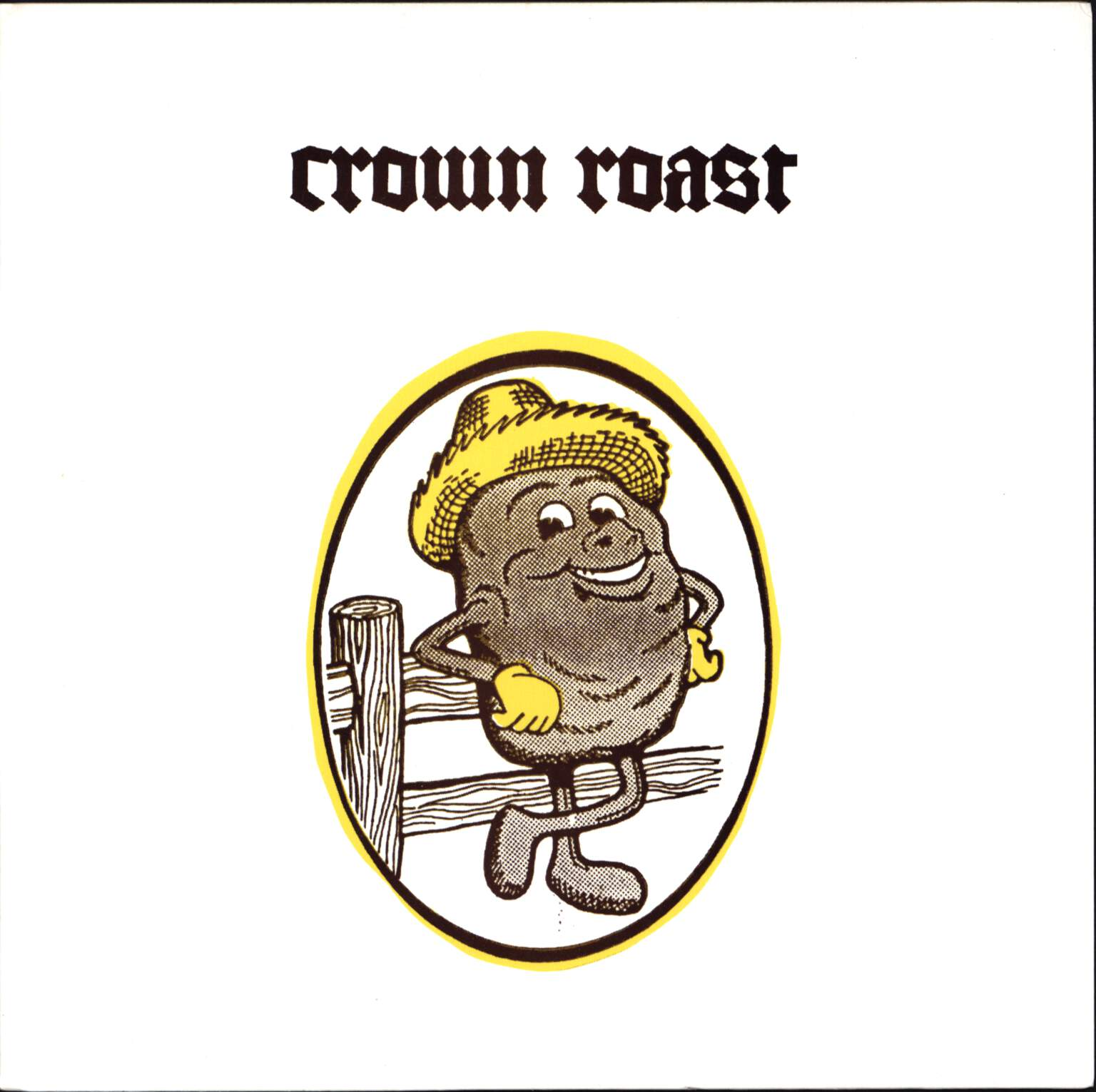 "Crown Roast: Three Course Meal, 7"" Single (Vinyl)"
