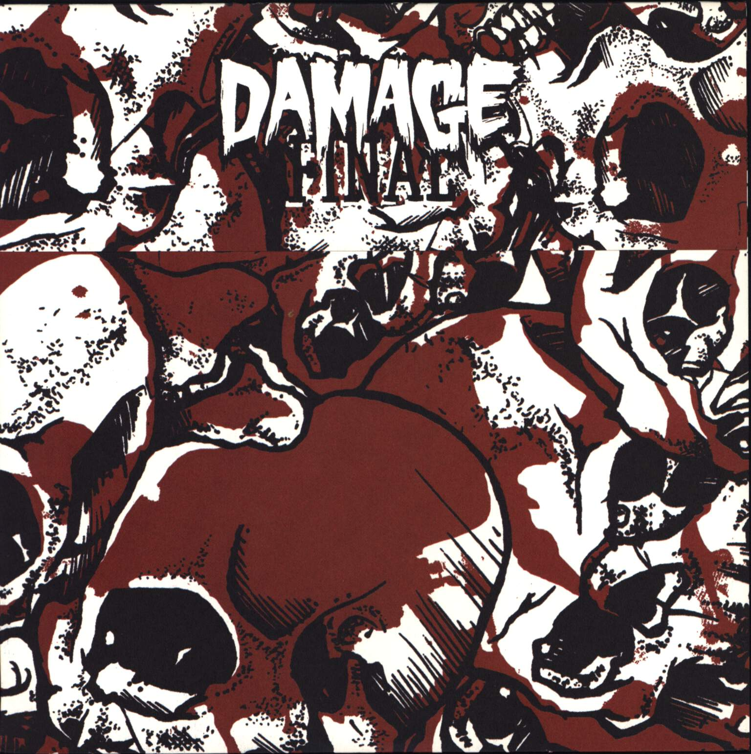 "Damage: Final, 7"" Single (Vinyl)"