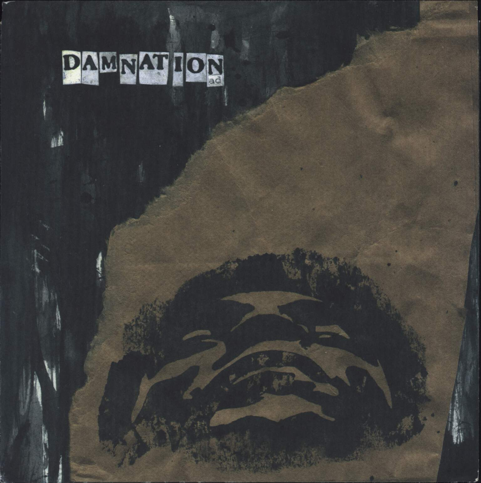 "Damnation A.D.: On A Pale Horse, 7"" Single (Vinyl)"