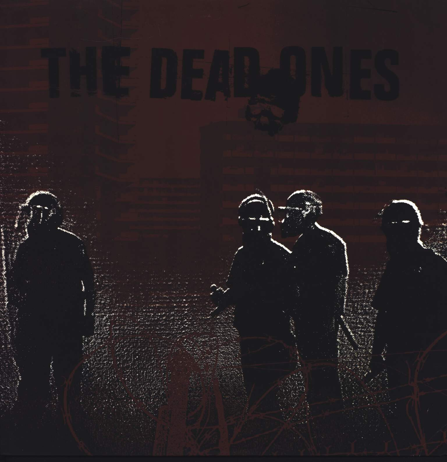 The Dead Ones: The Dead Ones, LP (Vinyl)