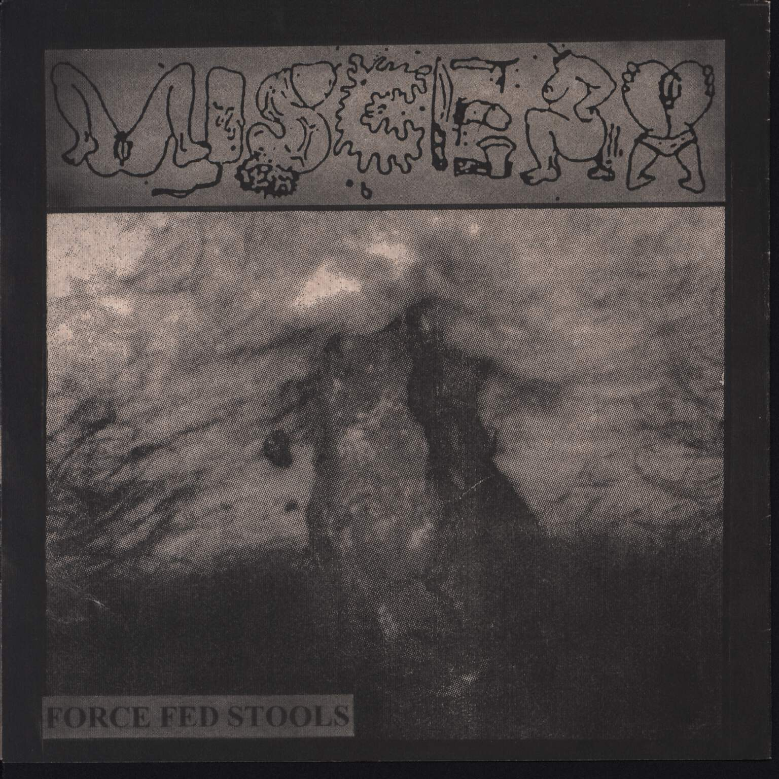 "Viscera: Force Fed Stools / Butterflies In Your Wound, 7"" Single (Vinyl)"