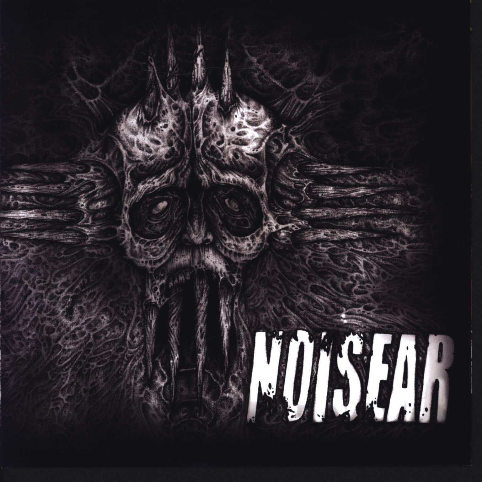 "Noisear: Noisear / Department Of Correction, 7"" Single (Vinyl)"