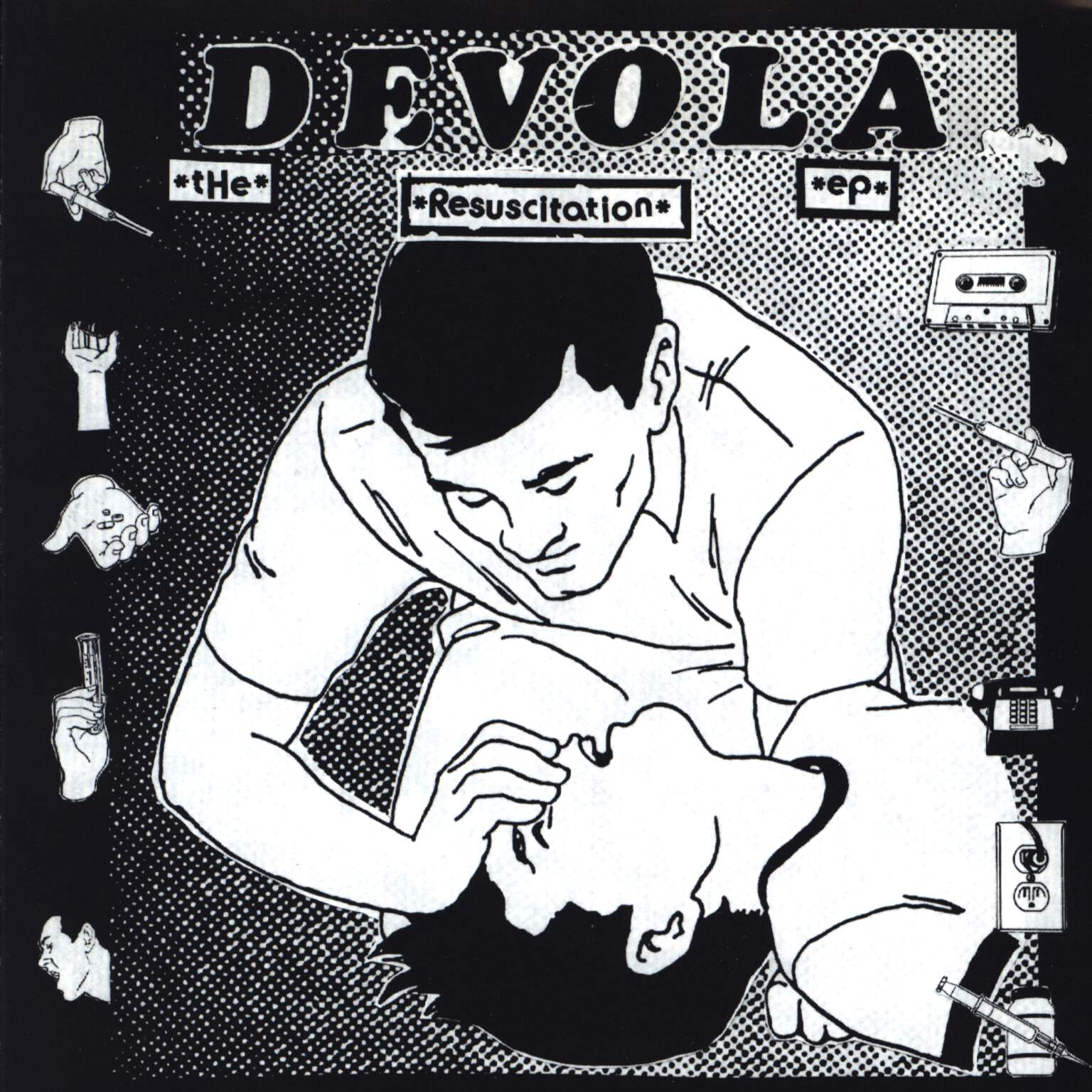 "Devola: The Resuscitation EP, 7"" Single (Vinyl)"
