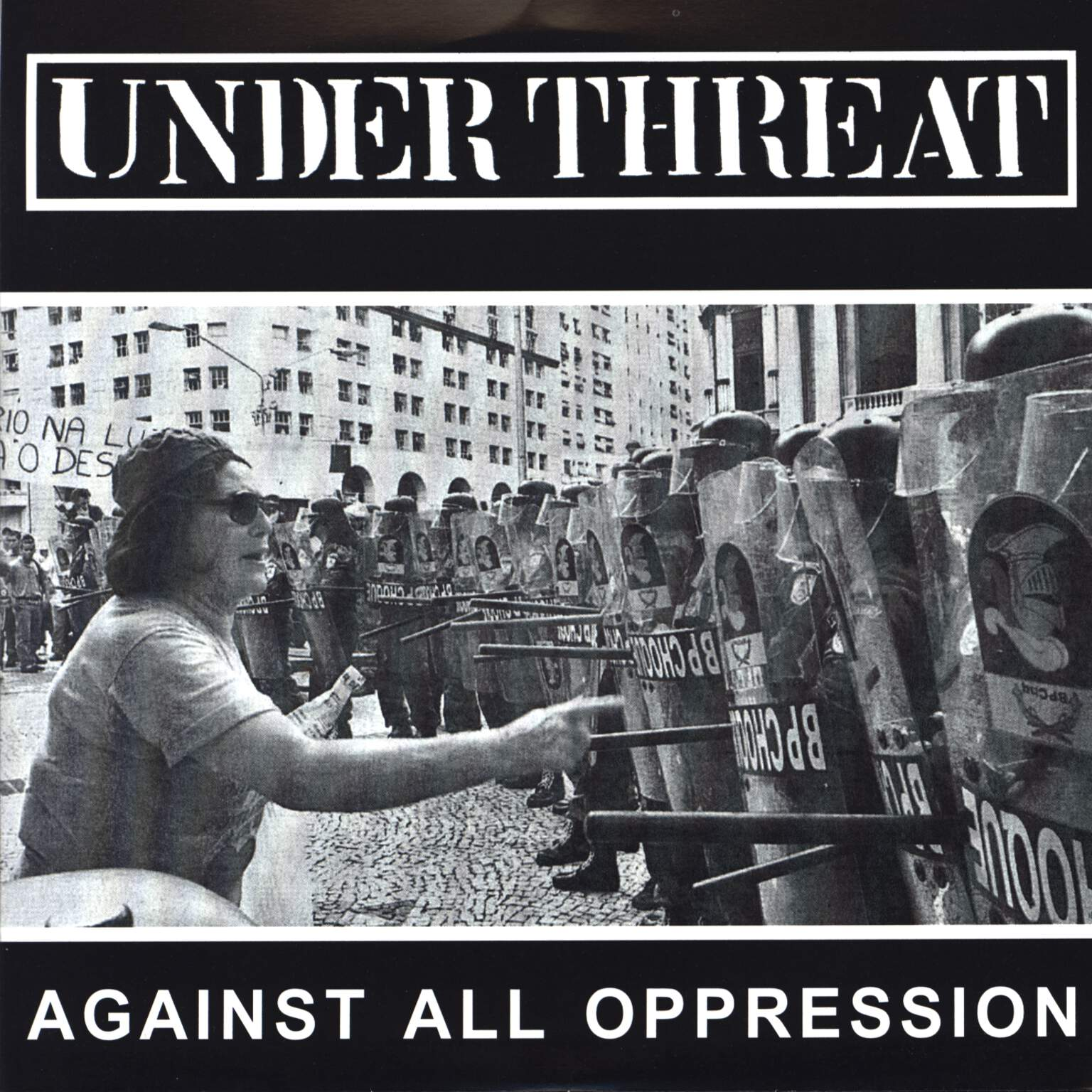 "Dischord: Dischord / Against All Oppression, 7"" Single (Vinyl)"