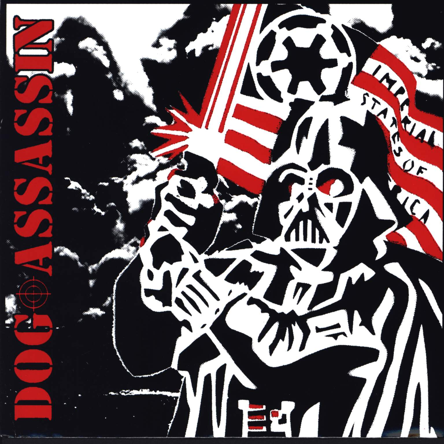 "Dog Assassin: Imperial States Of America, 7"" Single (Vinyl)"