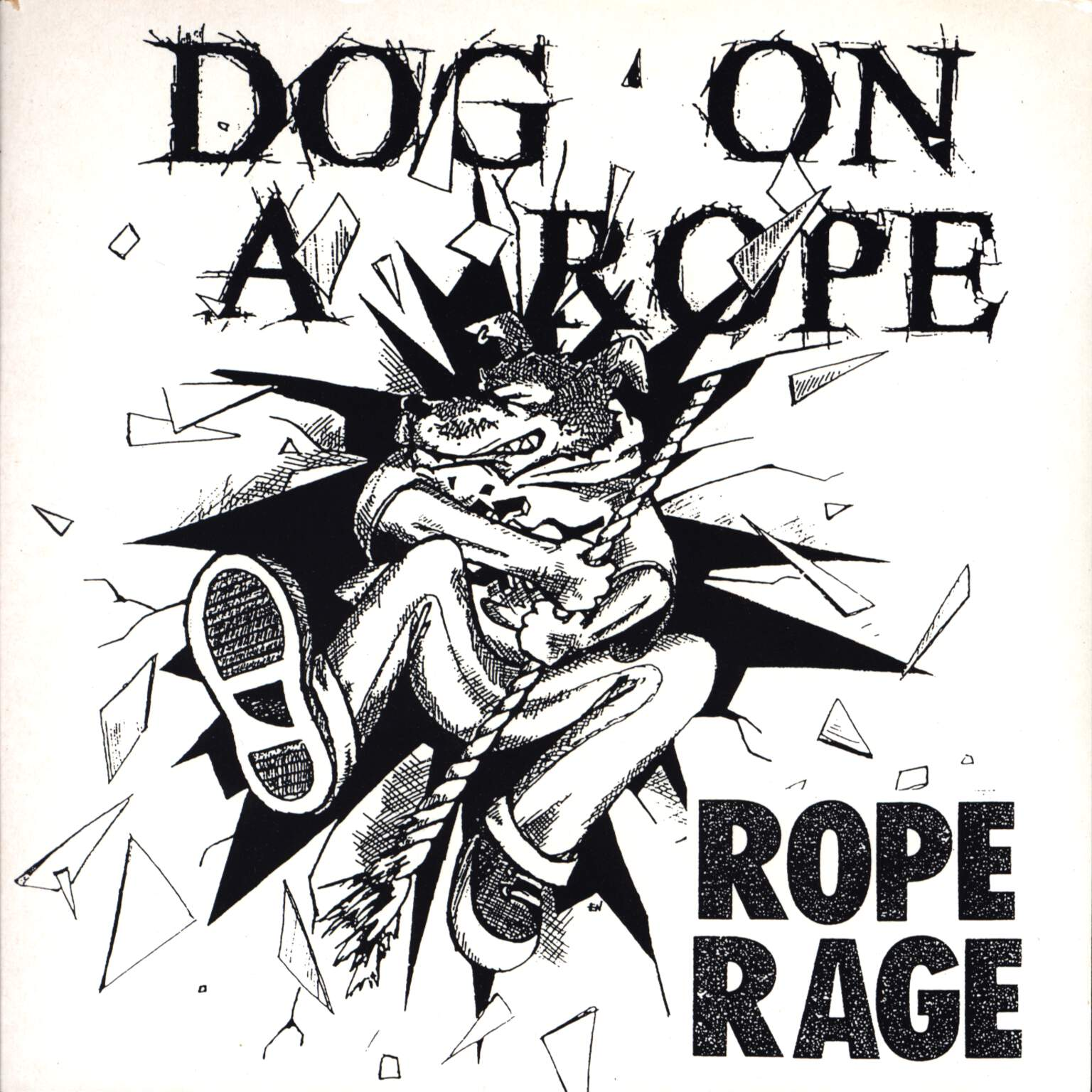 "Dog On A Rope: Rope Rage, 7"" Single (Vinyl)"
