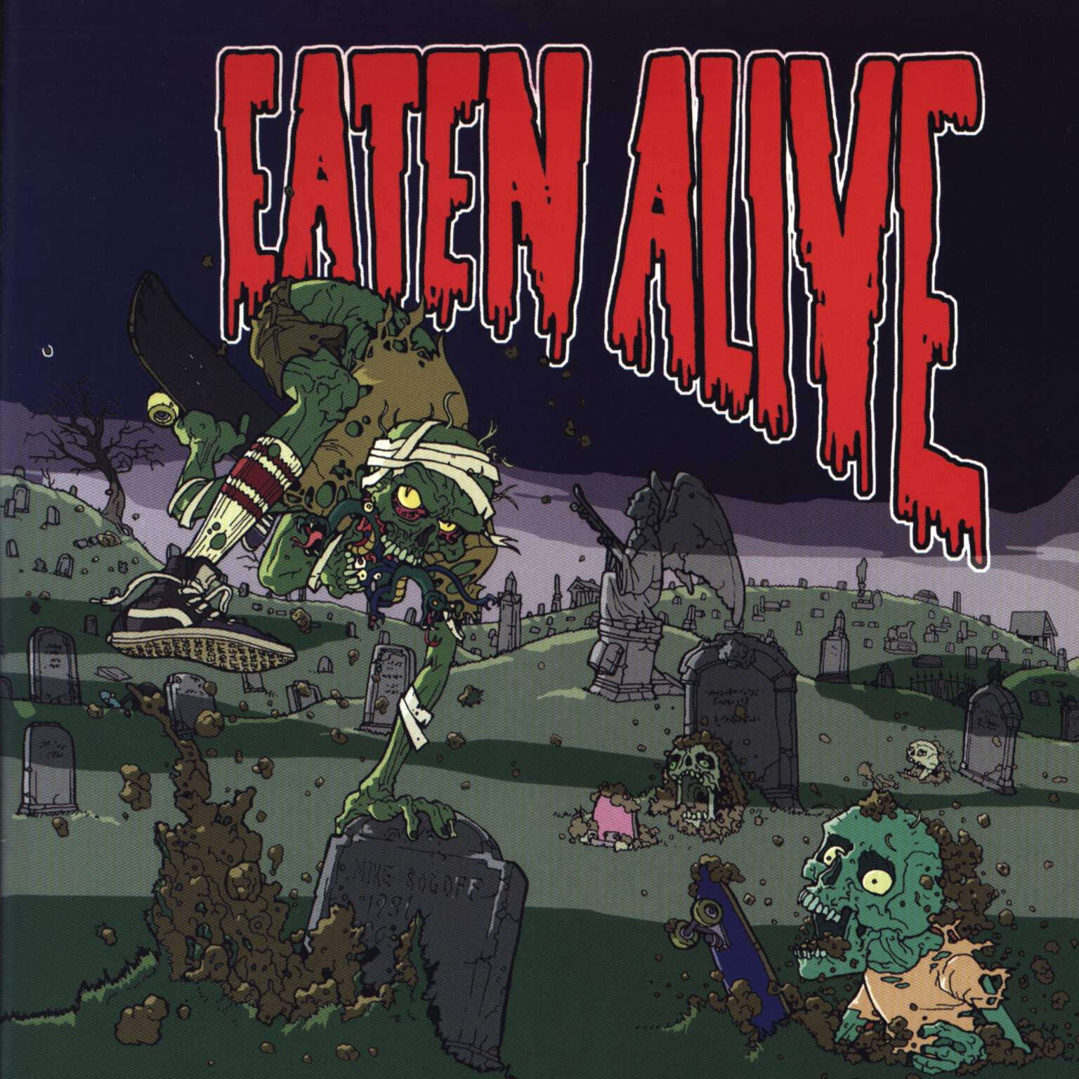"Eaten Alive: Bloodbath, 7"" Single (Vinyl)"