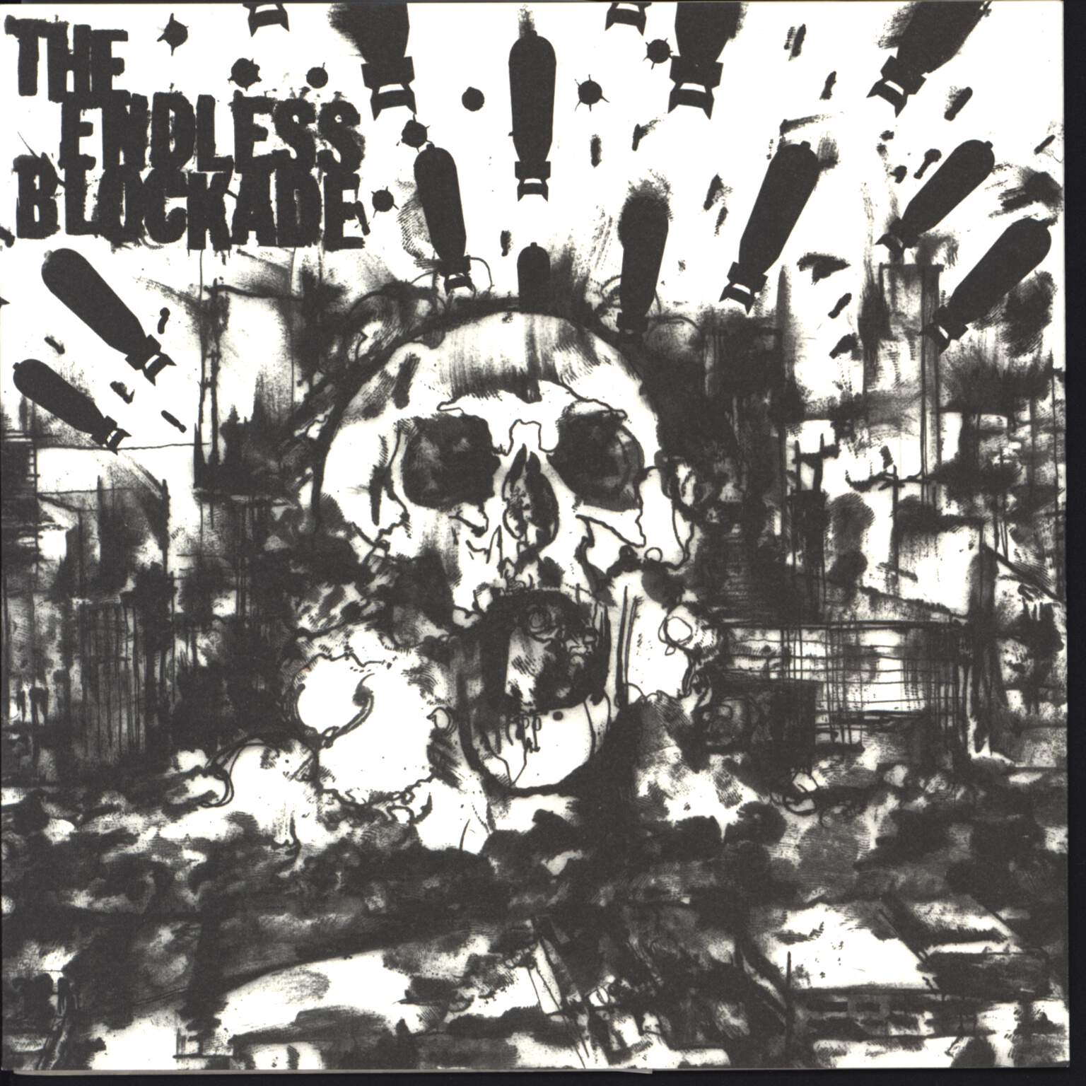 "The Endless Blockade: The Endless Blockade, 7"" Single (Vinyl)"