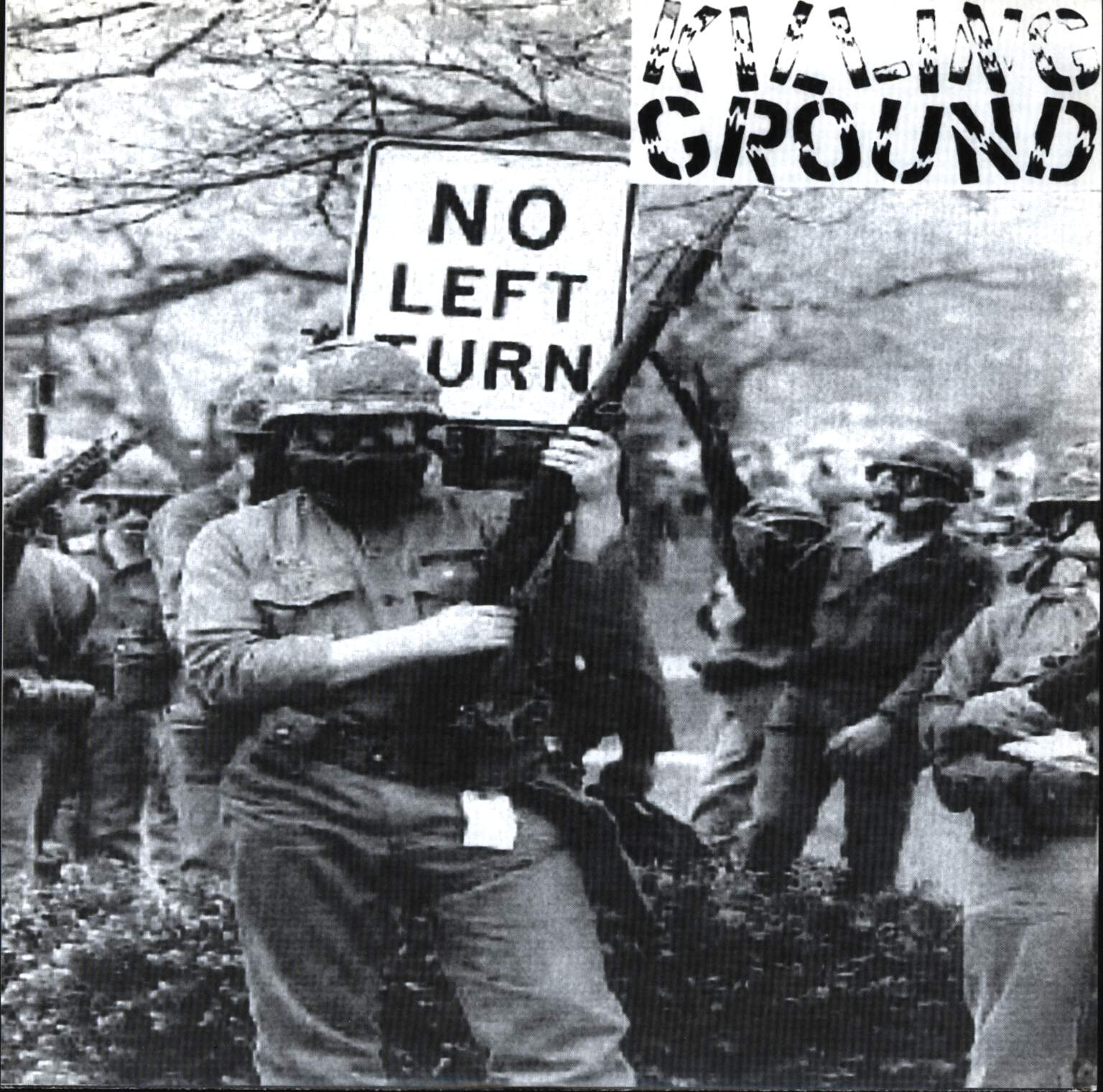 "Gag Order: Gag Order / Killing Ground, 7"" Single (Vinyl)"