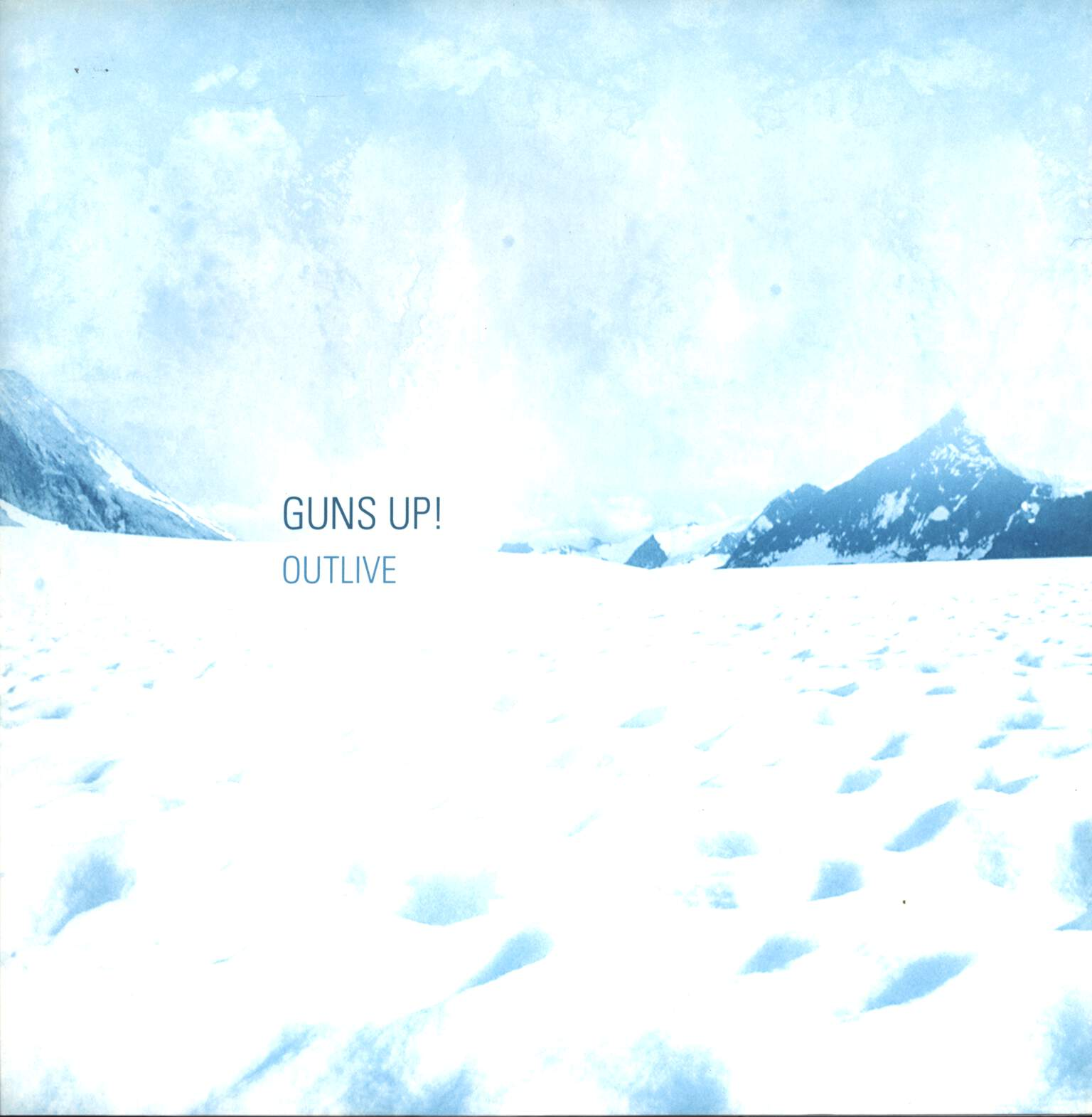 Guns Up!: Outlive, LP (Vinyl)