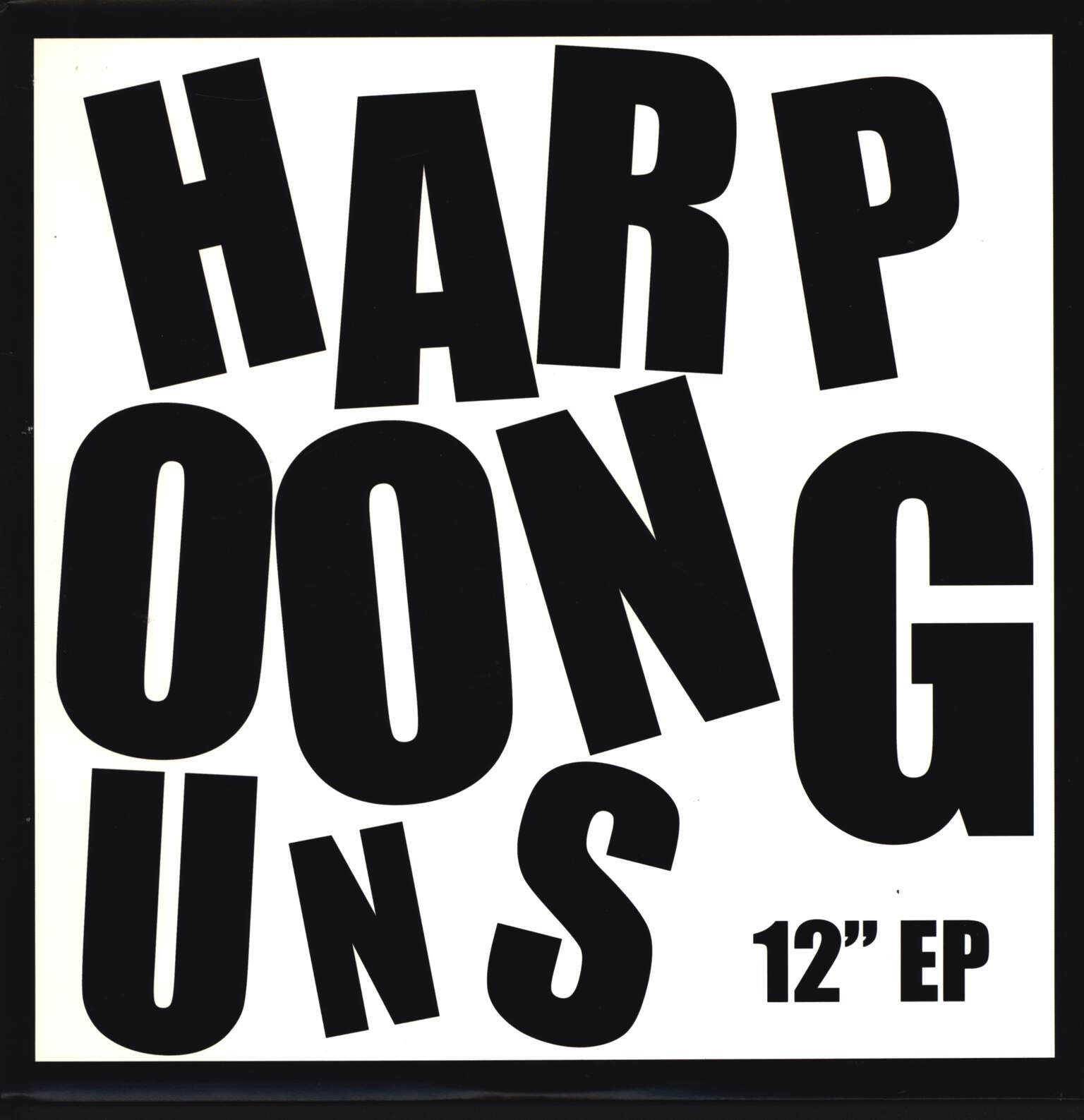 "Harpoon Guns: Harpoon Guns, 12"" Maxi Single (Vinyl)"