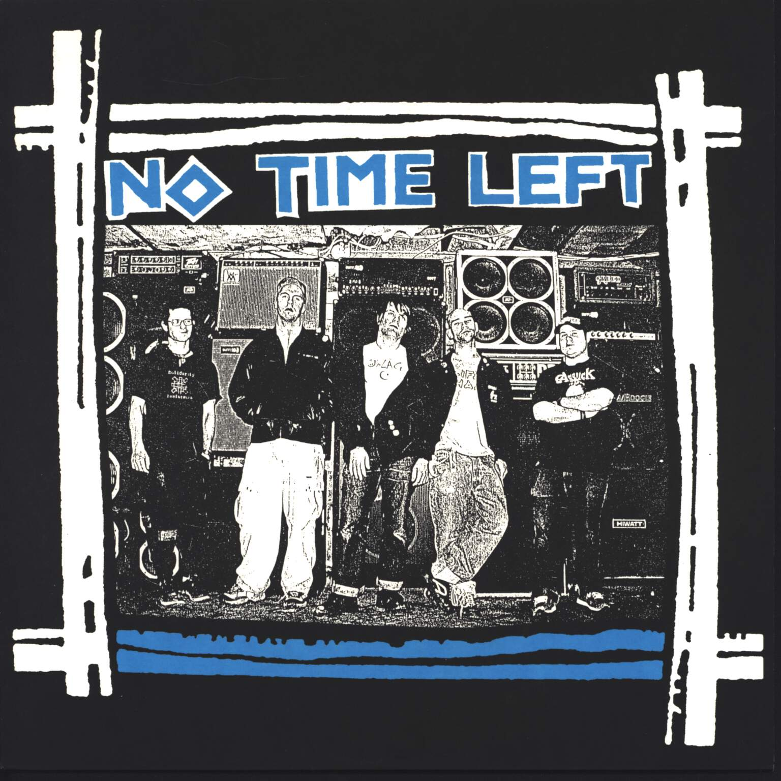 "No Time Left: No Time Left, 10"" Vinyl EP"