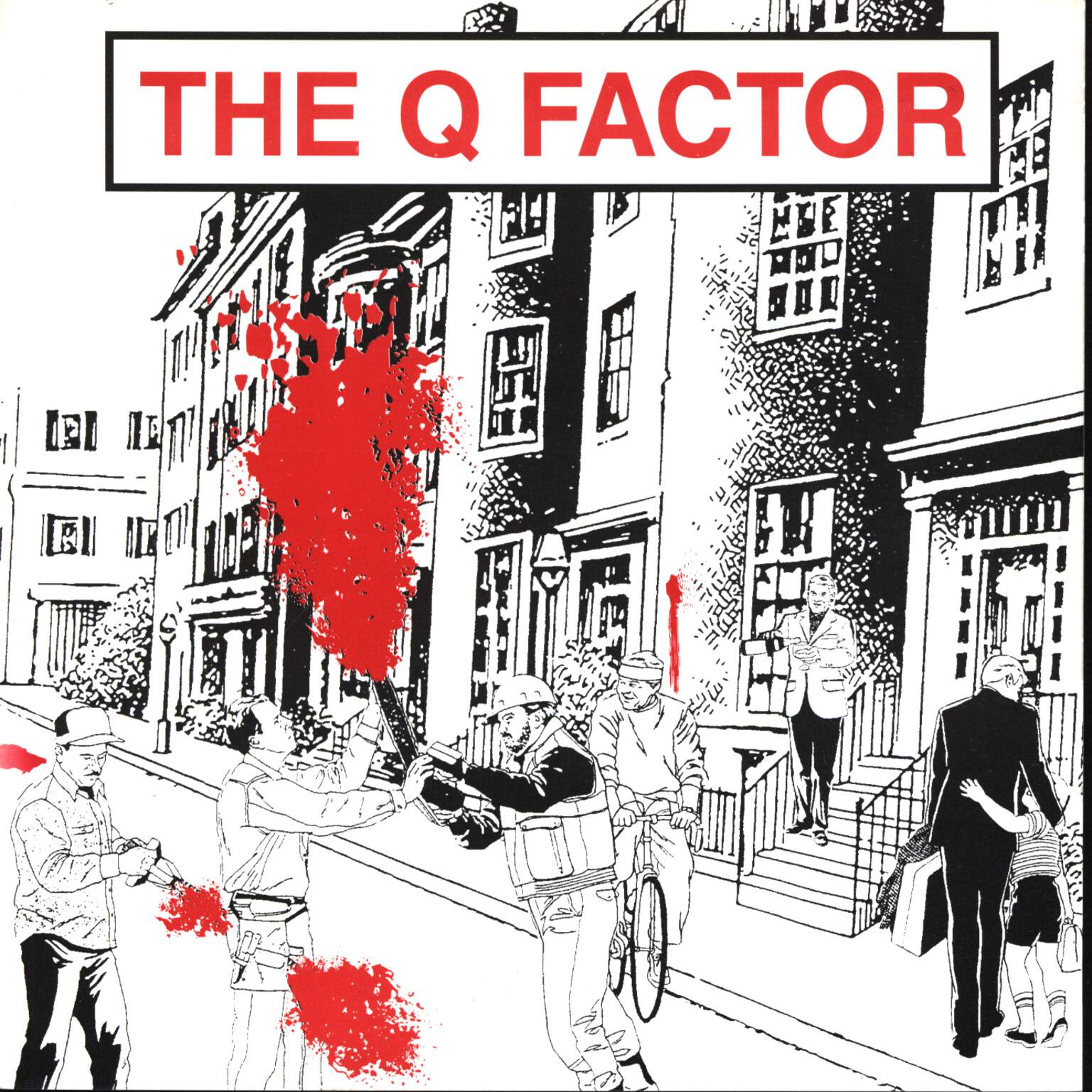"Q-Factor: The Q Factor, 7"" Single (Vinyl)"