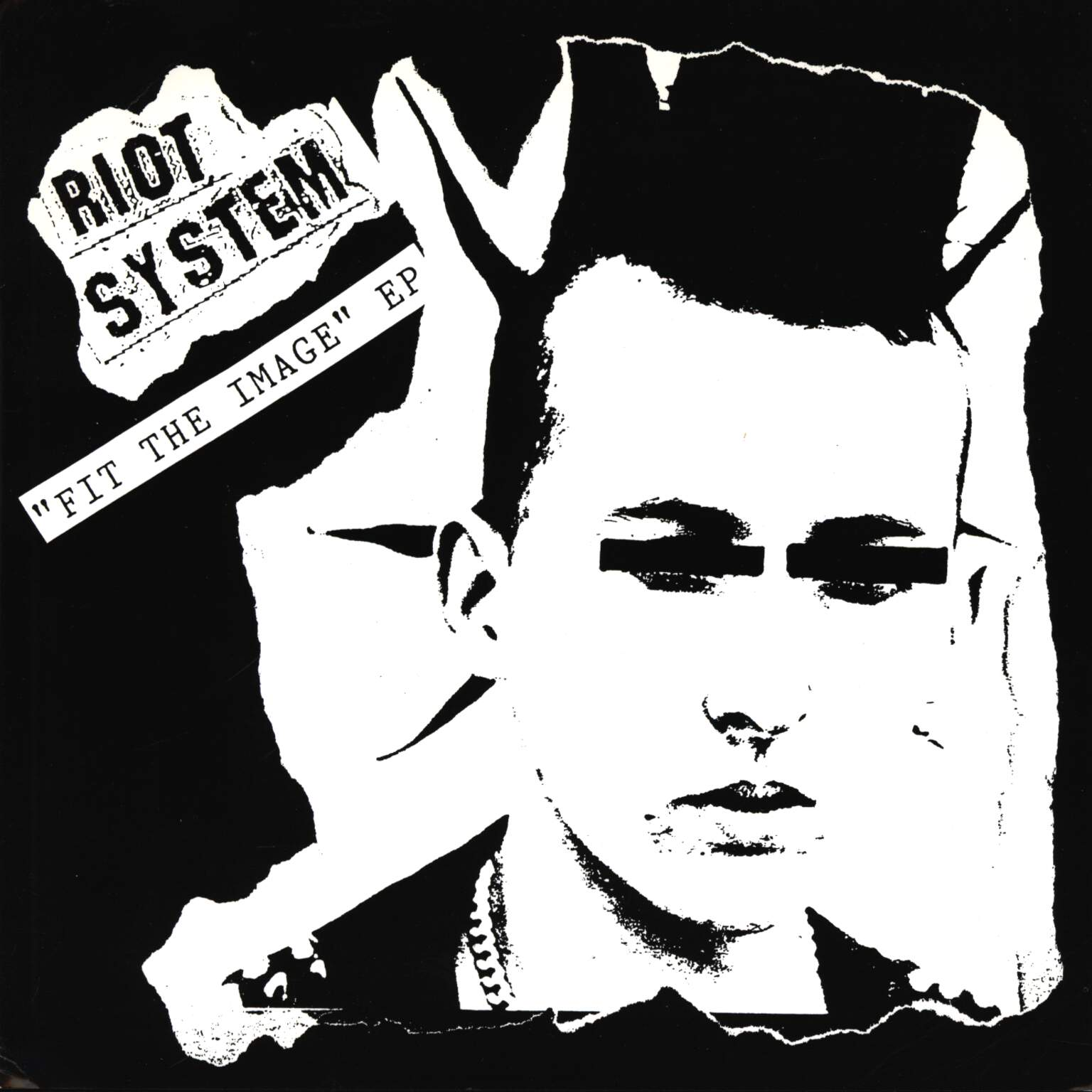 "Riot System: Fit The Image EP, 7"" Single (Vinyl)"