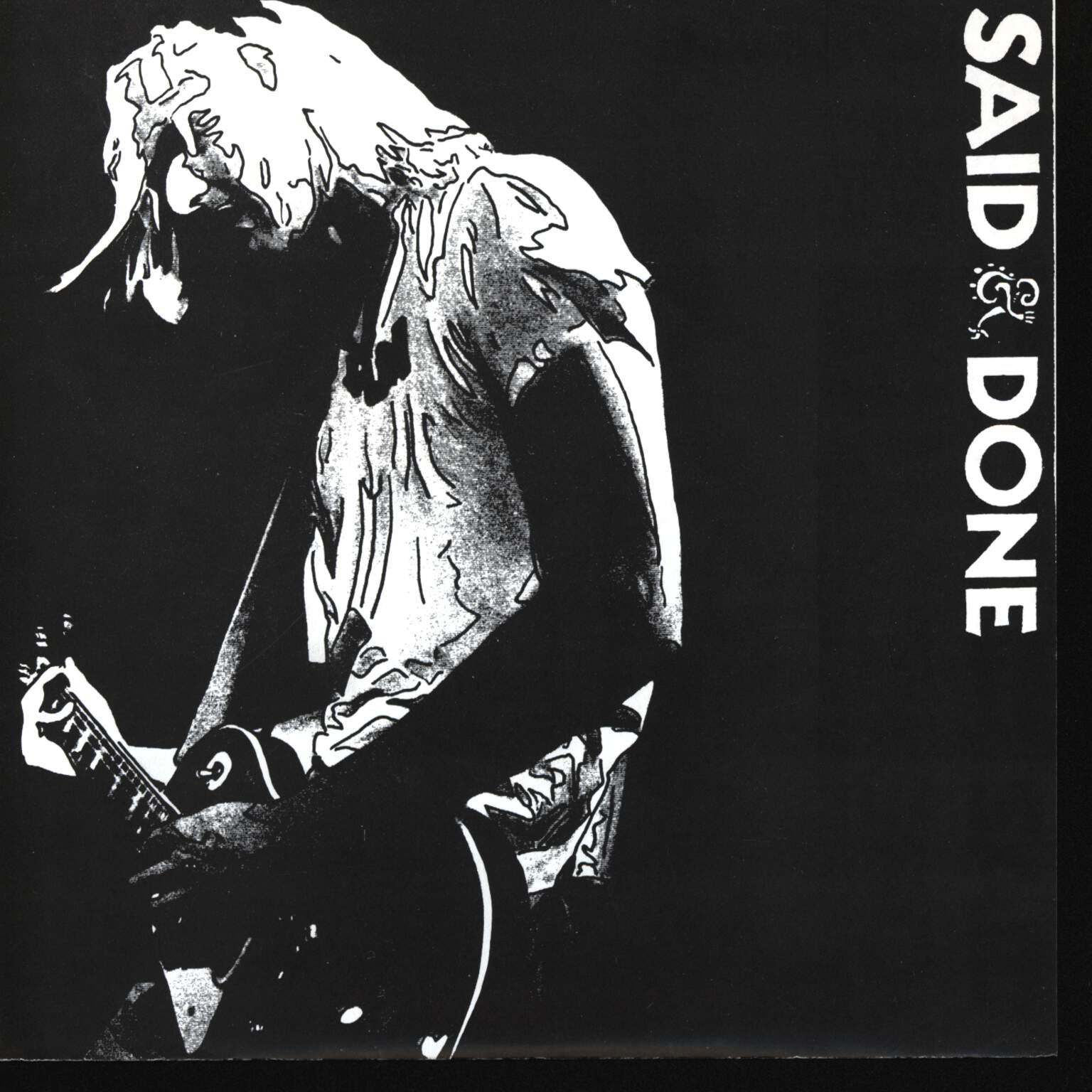 "Said & Done: Said & Done, 7"" Single (Vinyl)"