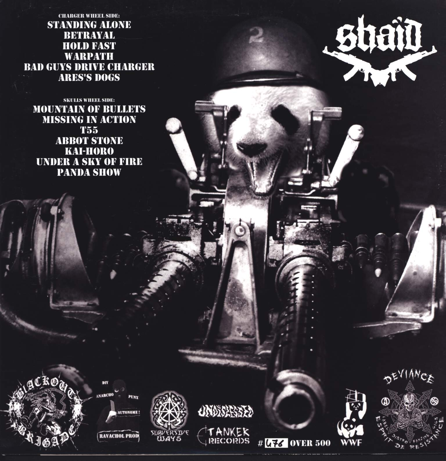 "Shaid: Shaïd, 12"" Maxi Single (Vinyl)"