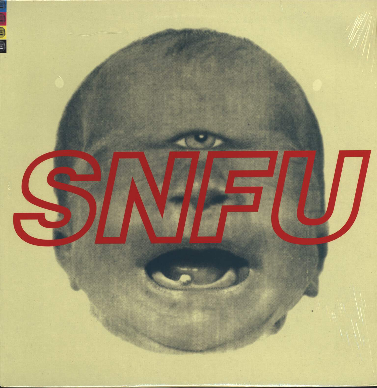 Snfu: The One Voted Most Likely To Succeed, LP (Vinyl)