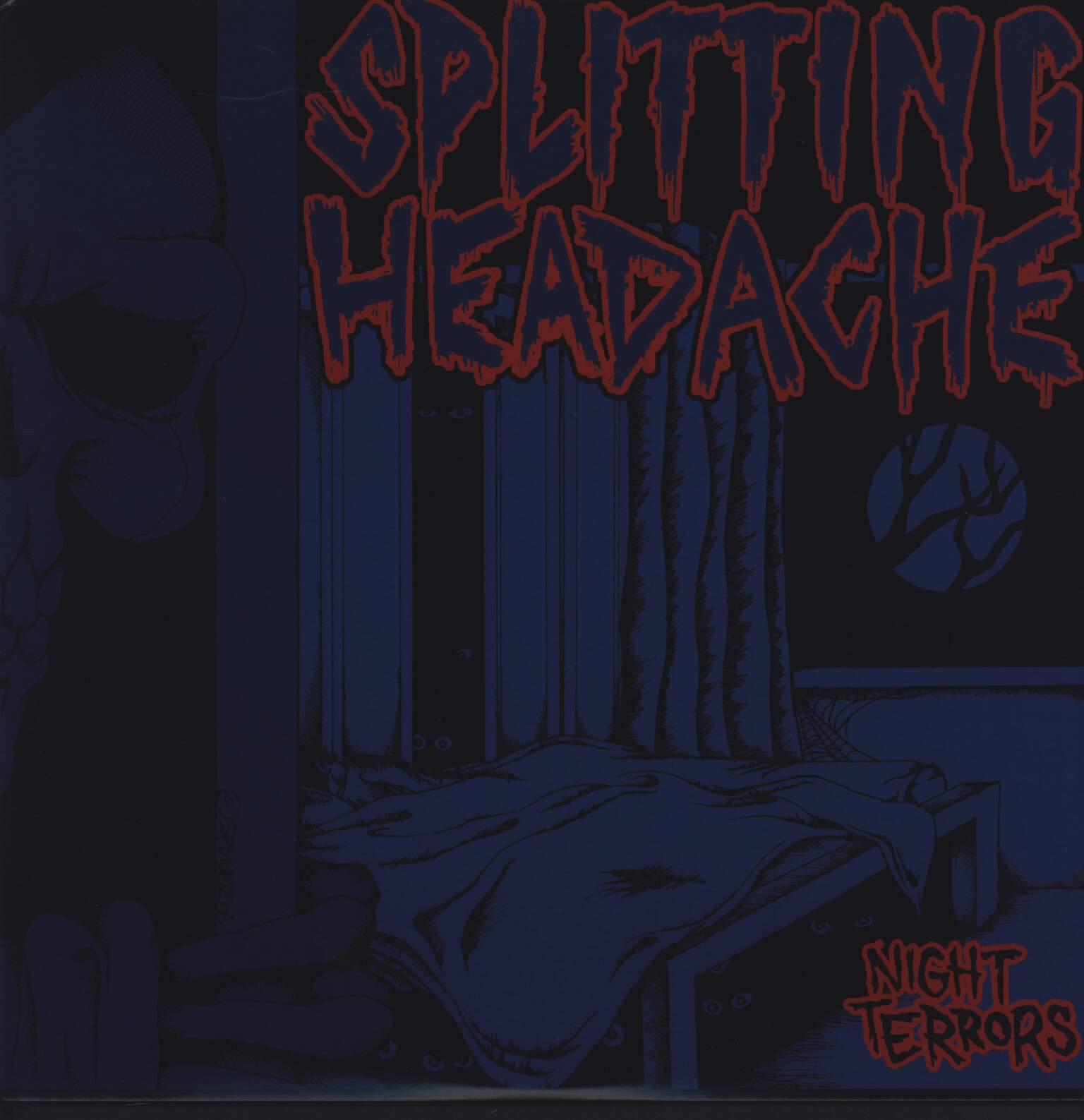 Splitting Headache: Night Terrors, LP (Vinyl)