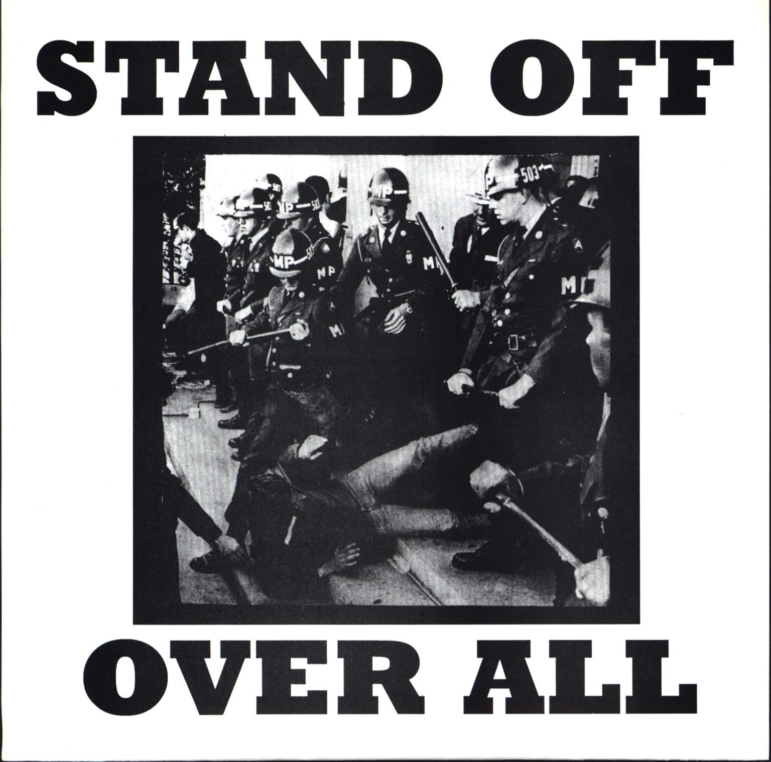 "Stand Off: Over All, 7"" Single (Vinyl)"