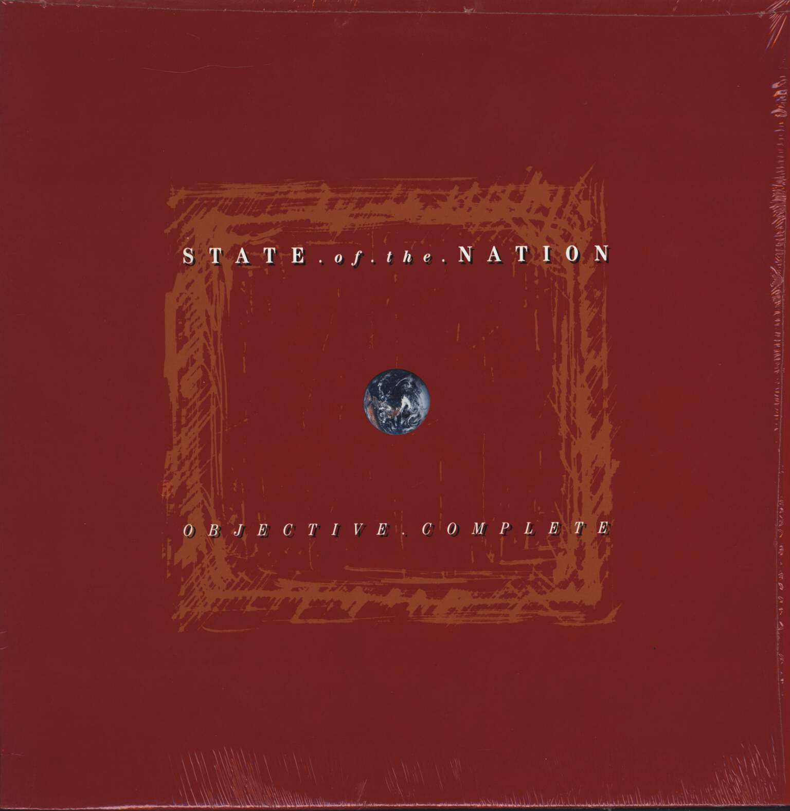 State Of the Nation: Objective Complete, LP (Vinyl)